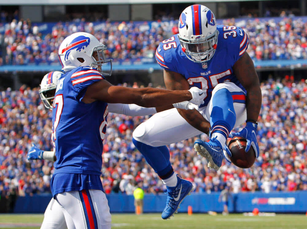 Bills - Dolphins Predictions with @evancdent, @rcanepac, @mmigliore and @mack10zie!