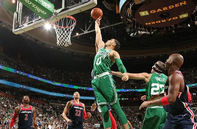 Recap: Wizards spoil Celtics' first Christmas Day home game, 111-103