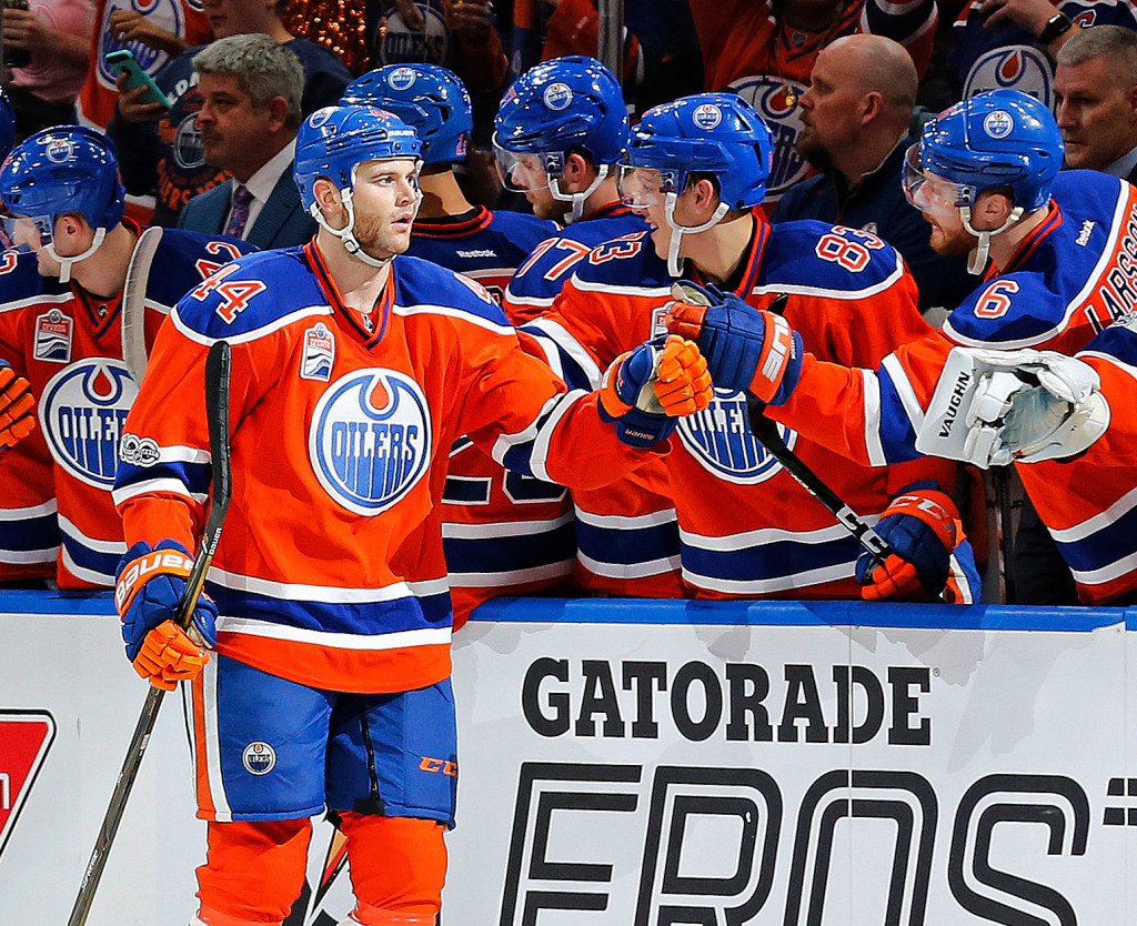 It's Time For Oilers To Demote Kassian and Insert Bouchard