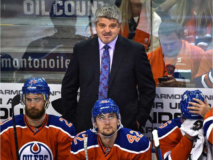 Oilers Training Camp Preview: Three People Under Pressure