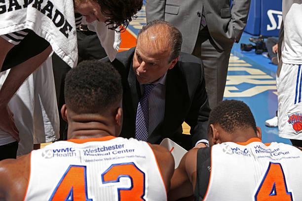 Coach Mike Miller Breaks Down Westchester Knicks' Tenth Victory
