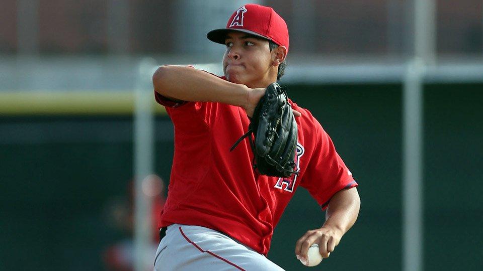 AngelsWin Top 30 Prospects: #19 LHP Jose Suarez