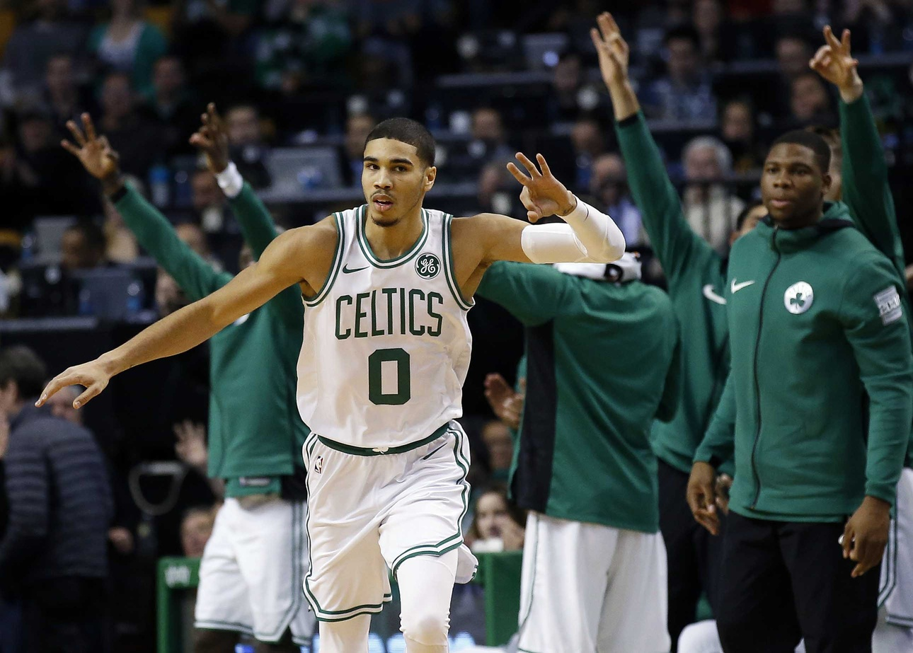 LOCKED ON CELTICS: C's win shootout with Denver