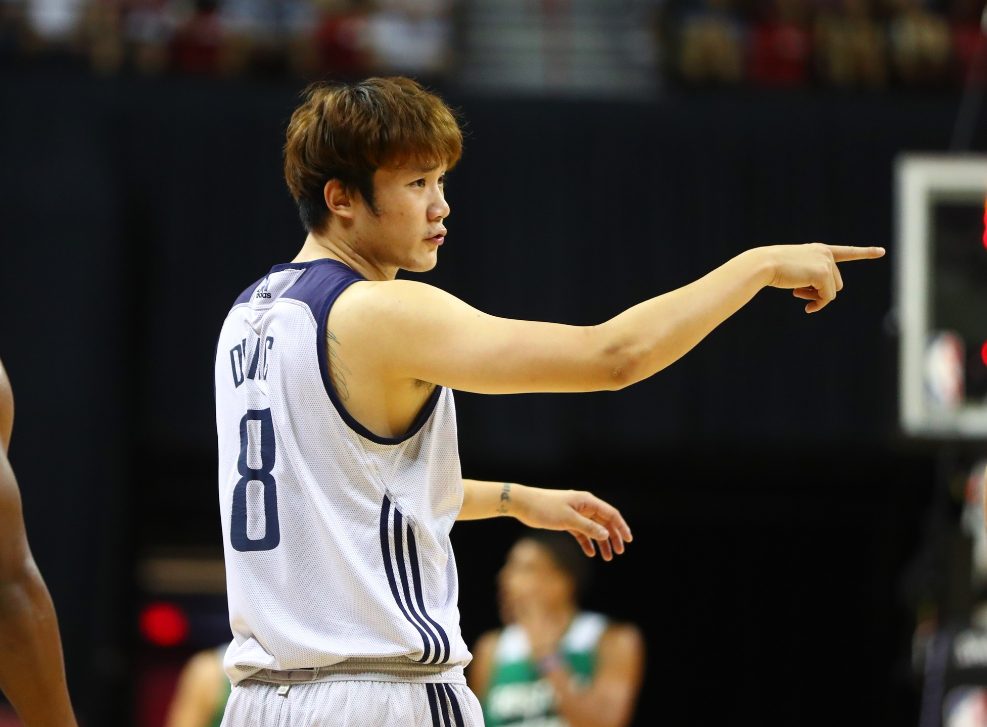 Will Ding Be the Next Chinese Player in the NBA?