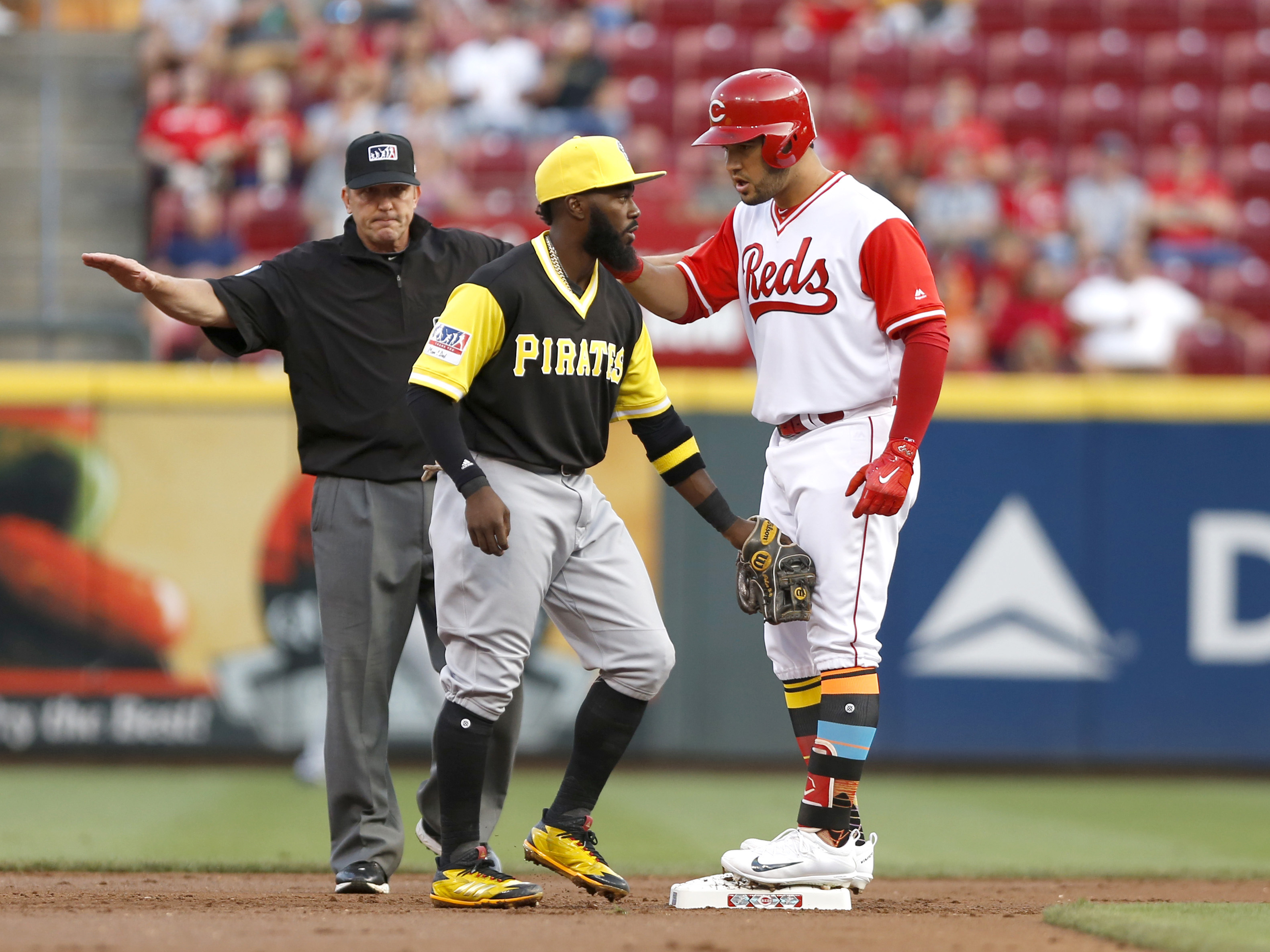 Report: New York Mets Have Contacted Pittsburgh Pirates About Josh Harrison Trade