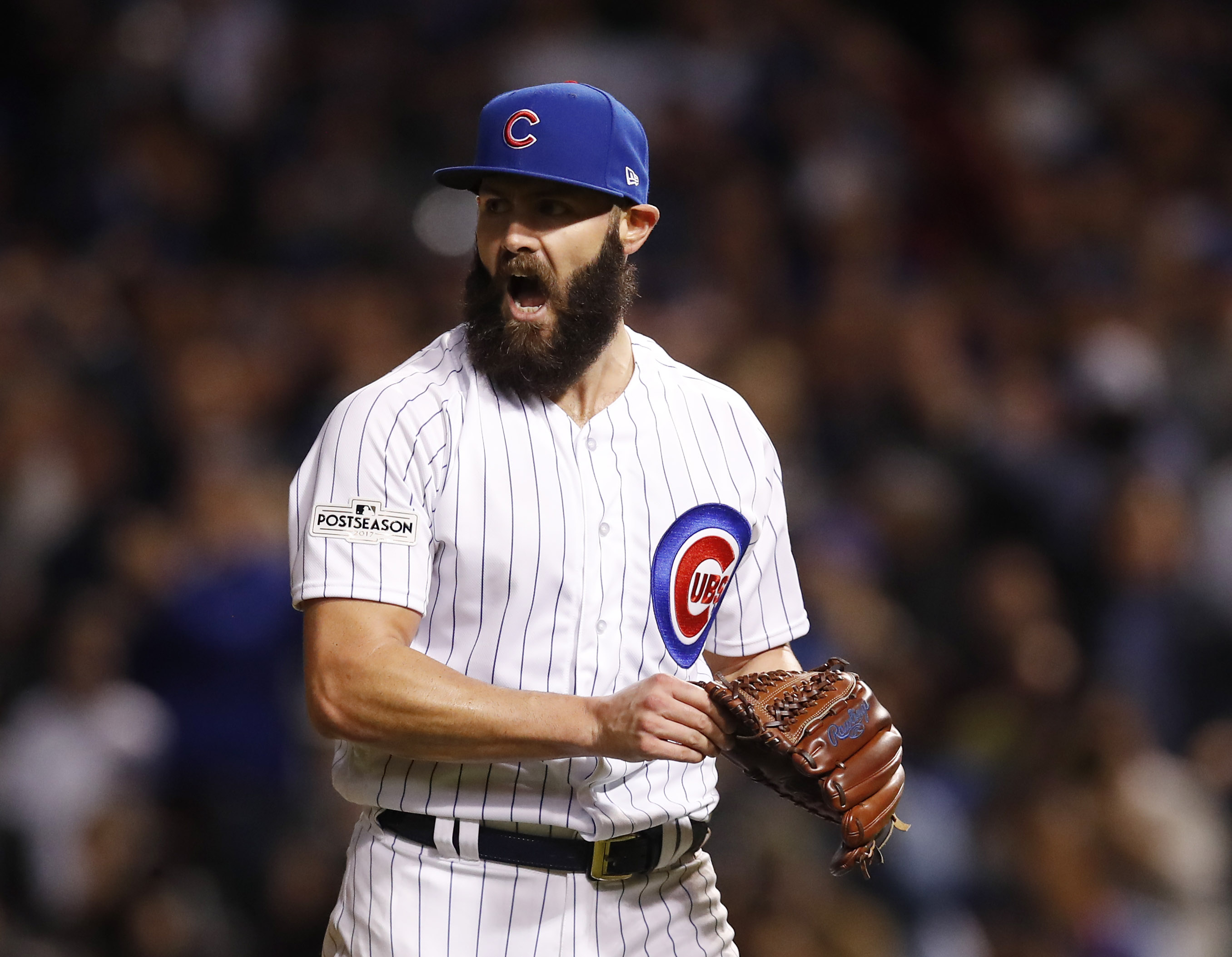 How Will Jake Arrieta's Free Agency Play Out?