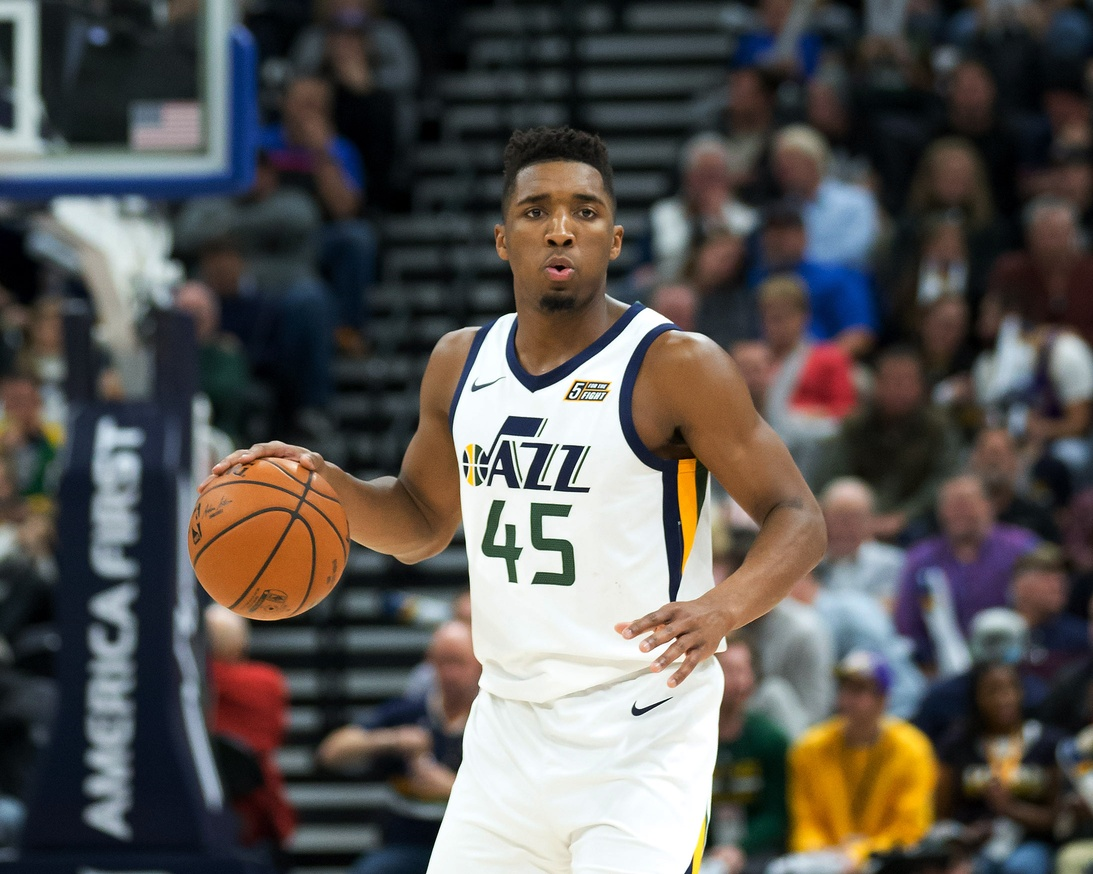 Rookie Ladder: Mitchell the New Don in SLC