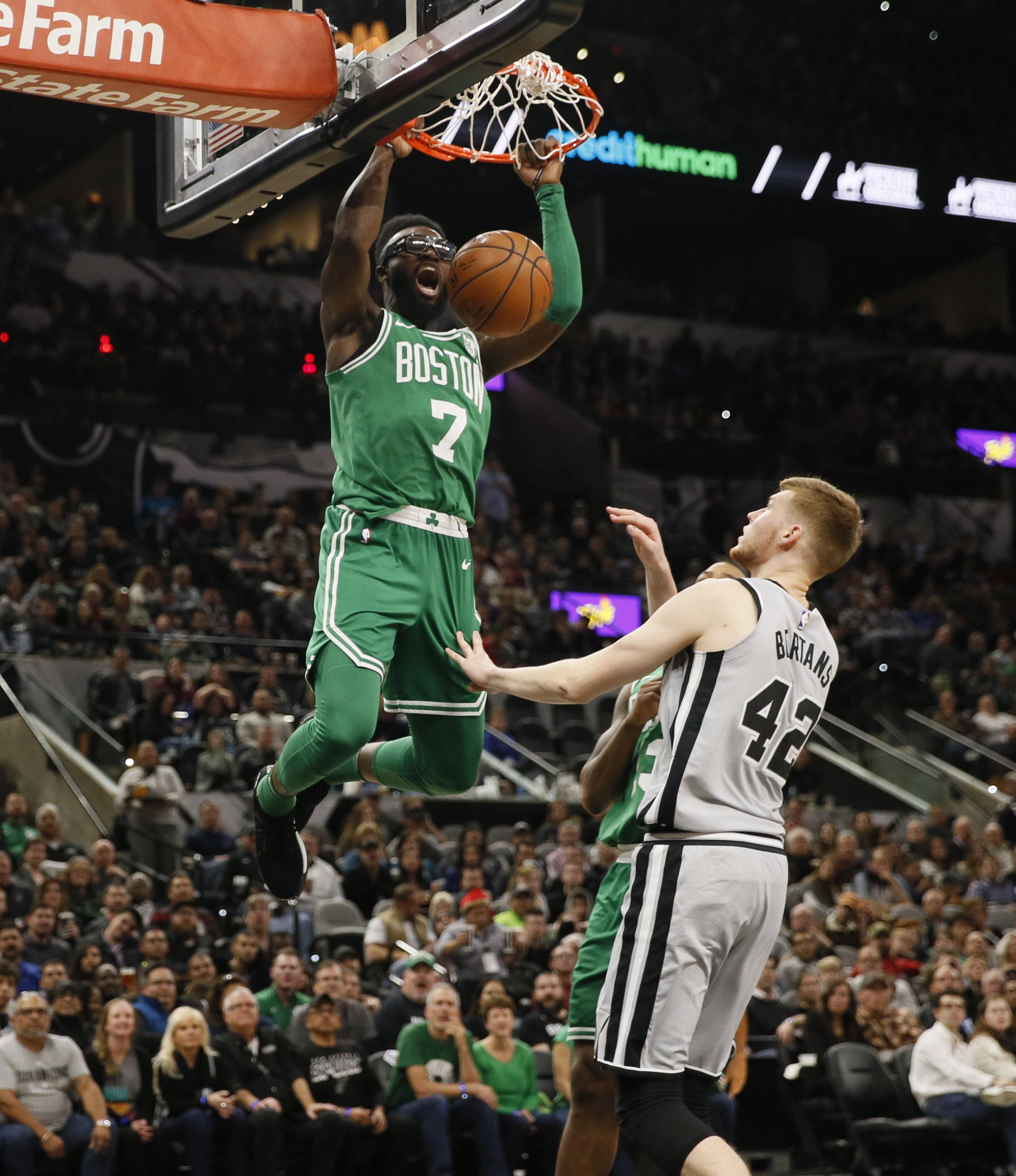Recap: Celtics Lose A Nail Biter in San Antonio