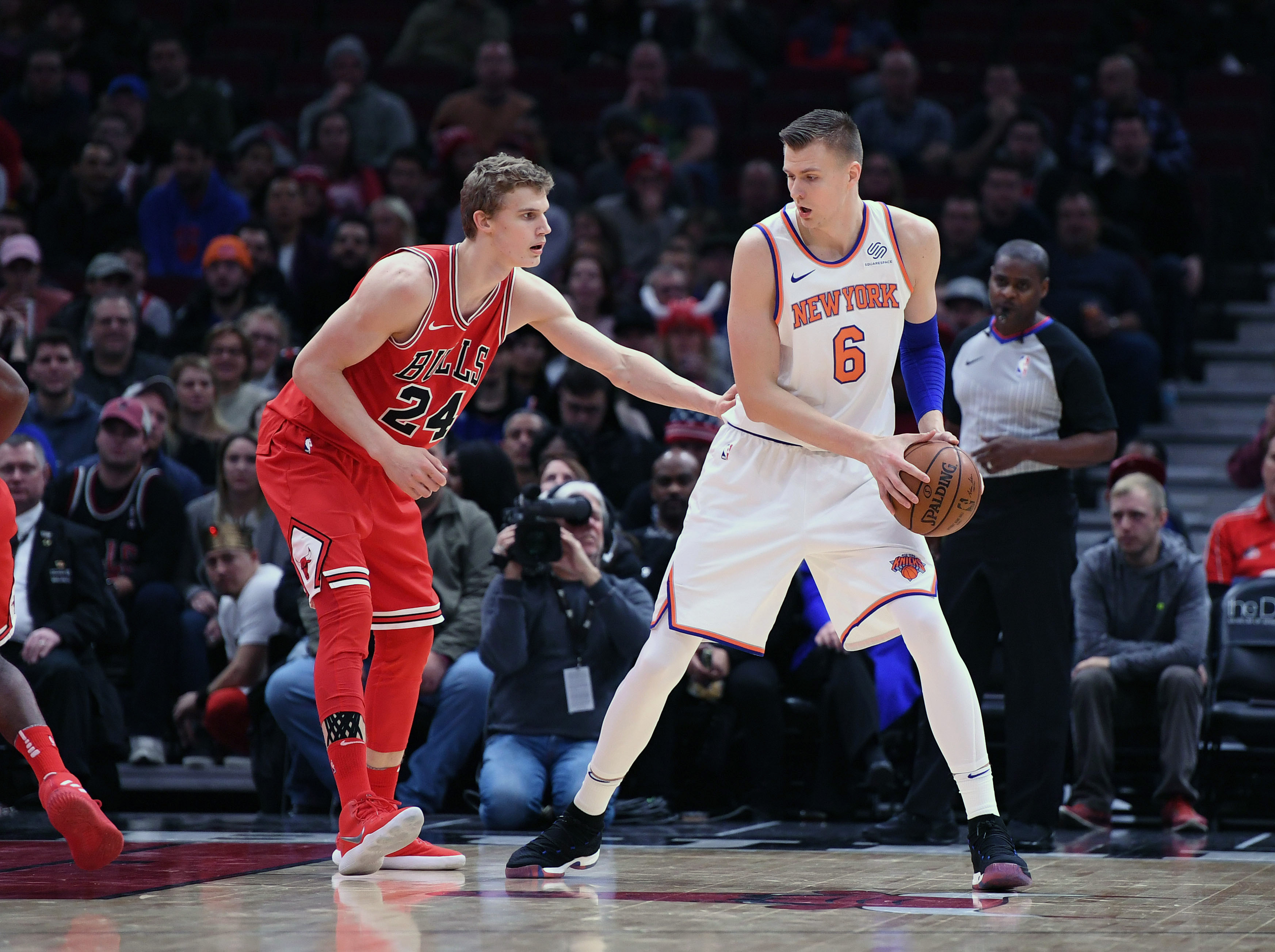 Can young Knicks hold on to their surprising playoff hopes?