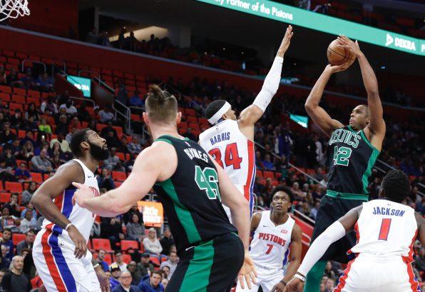 Recap: Revenge of the Celtics in the Motor City