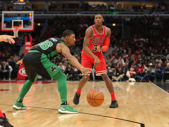 Recap: Celtics roundhouse-kicked and embarrassed by baby Bulls