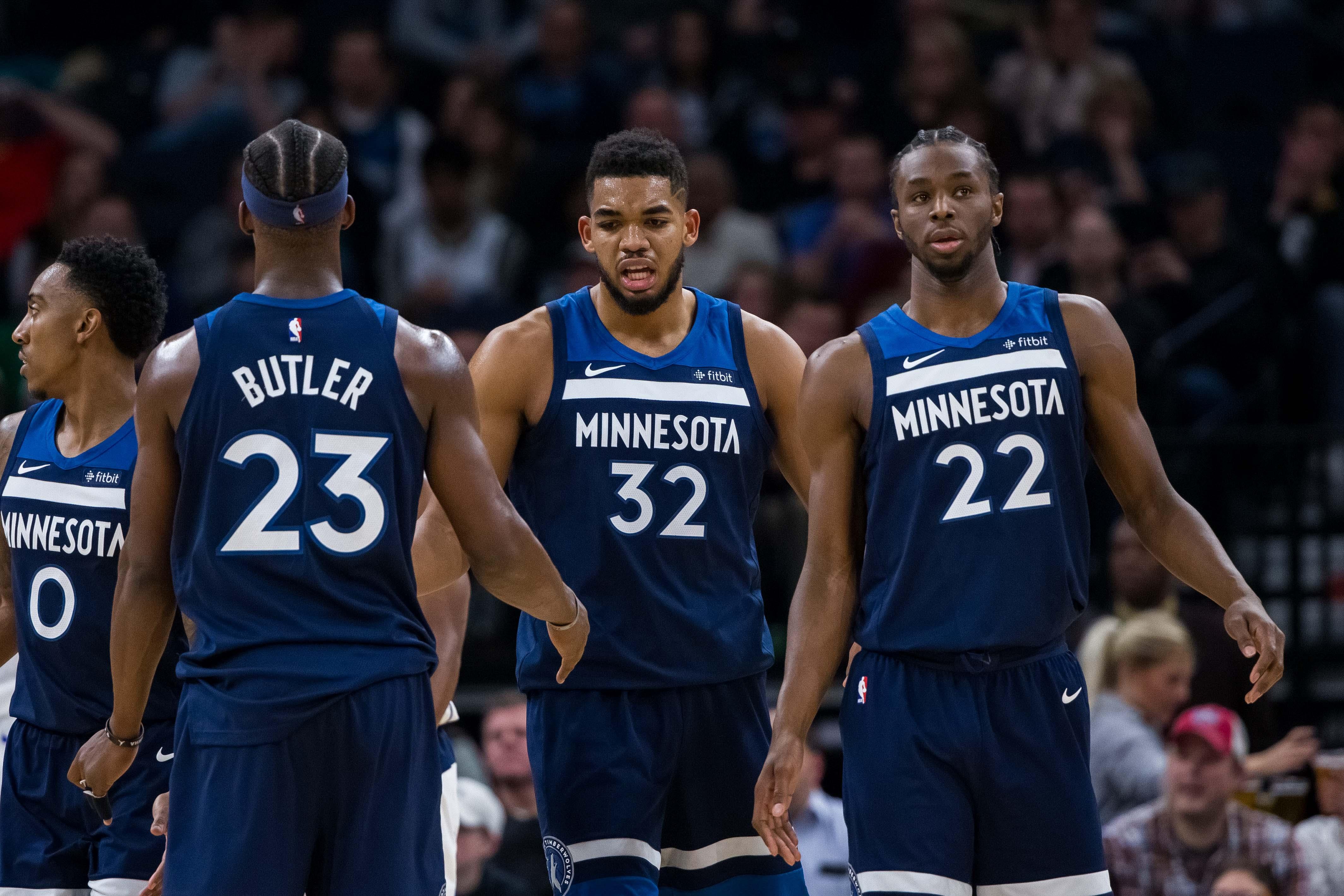 12/30/17: Top Three Timberwolves Topics