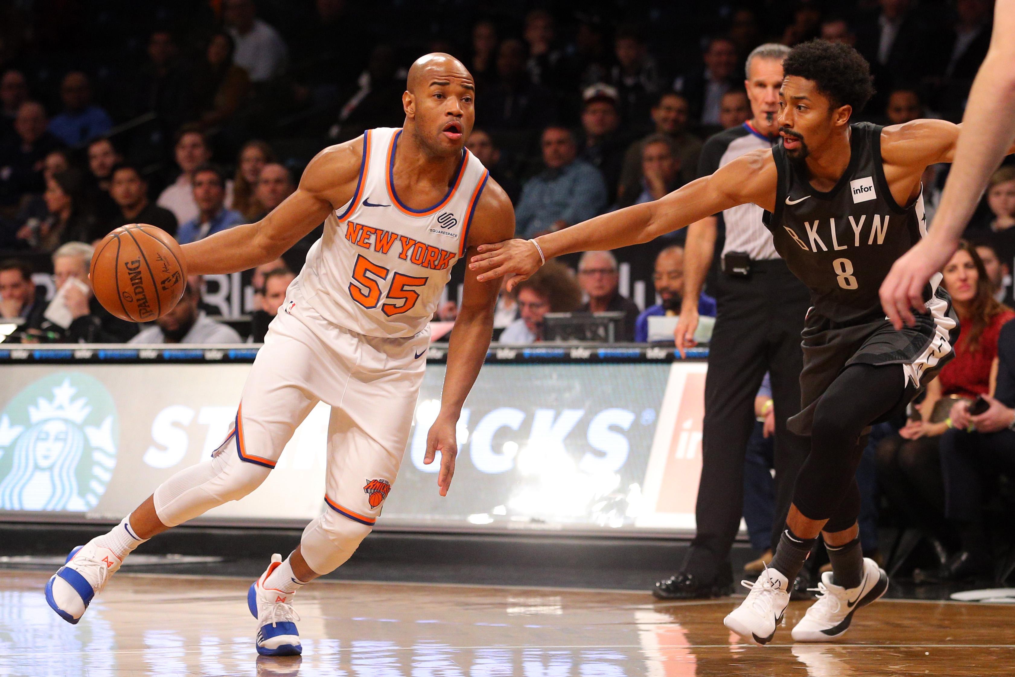 """Genuine"" vet Jarrett Jack has emerged as Knicks' most important player"