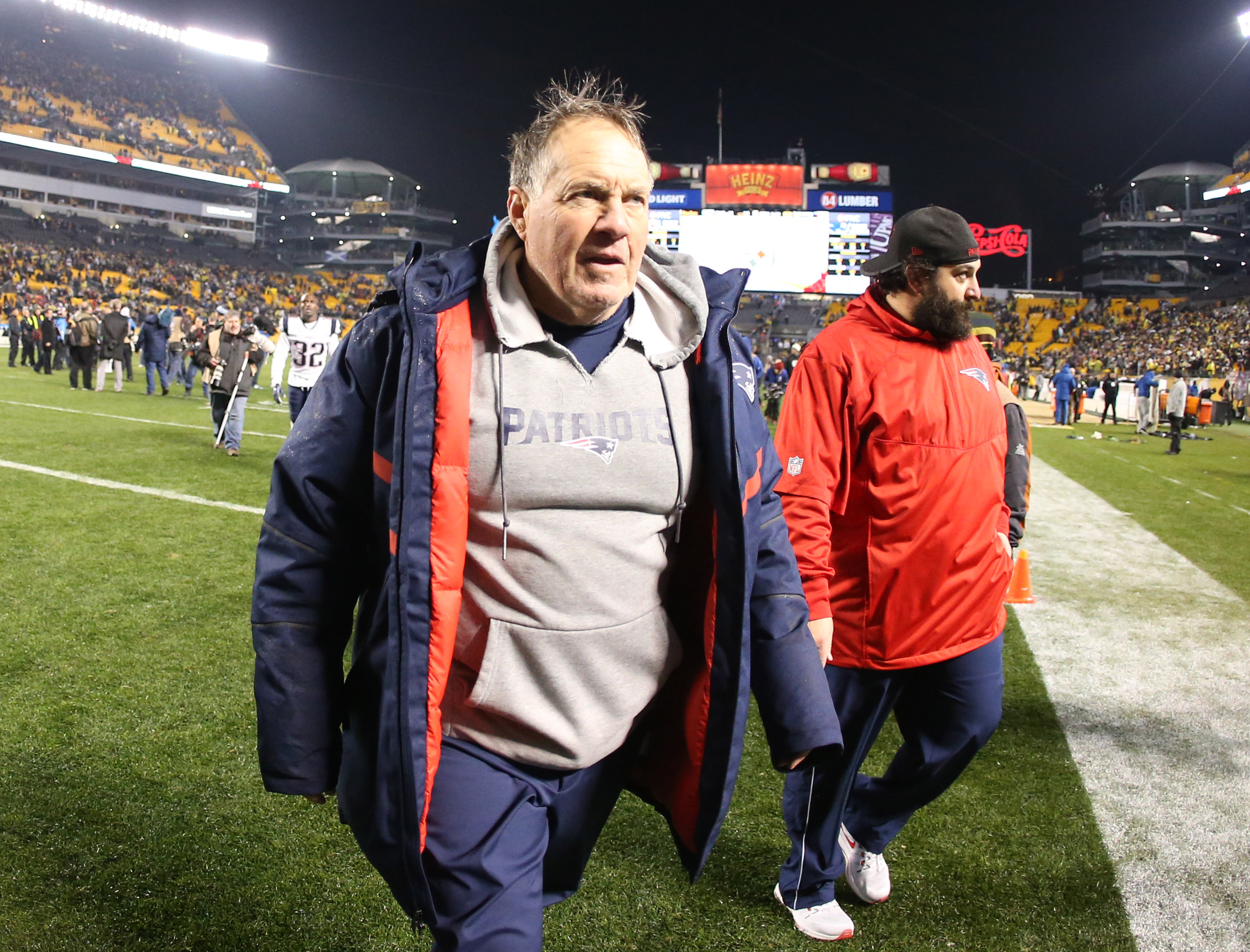TGS: Patriots Vs Guerrero, Hunter Henry and Aaron Rodgers To IR