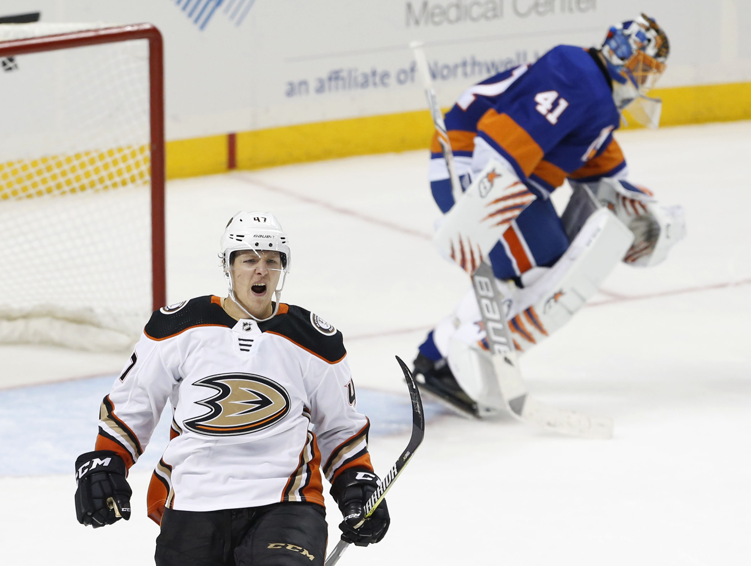 Isles Insights: Bailey and Tavares' Six Combined Points Not Enough in Loss to Ducks