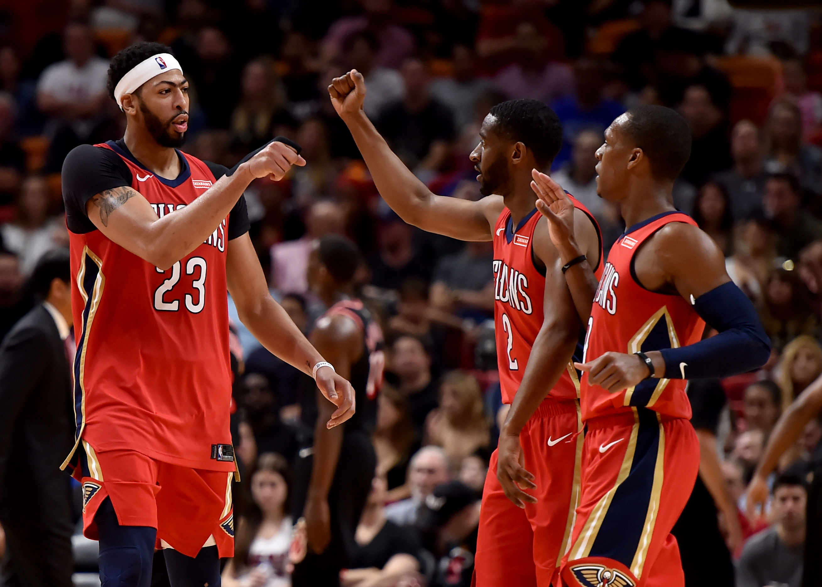 With The Pelicans 109-94 Win Over Miami They Win Two Straight, Could Be 4 With Upcoming Scheldule