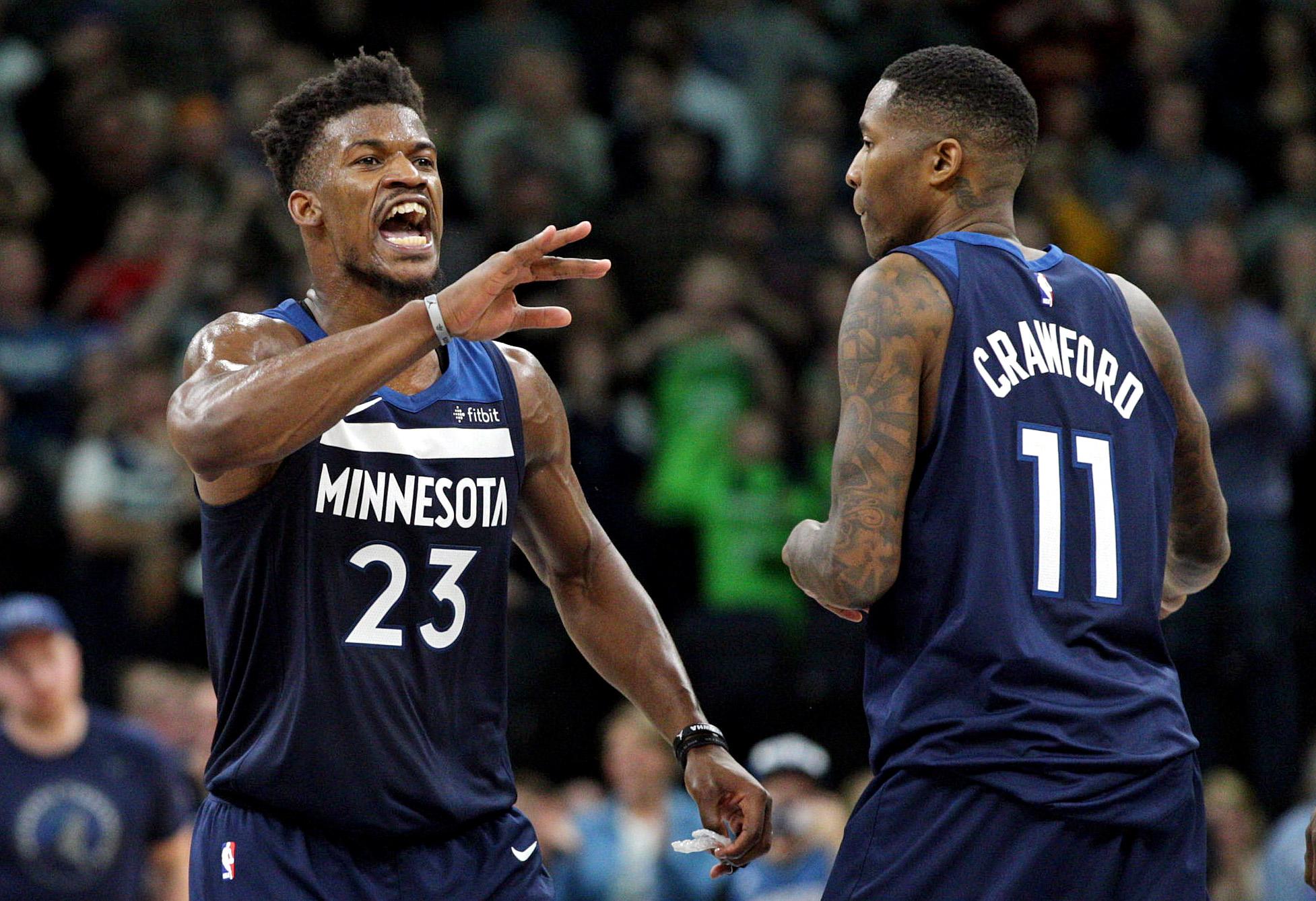12/23/17 - 12/30/17: Top Five Timberwolves Articles