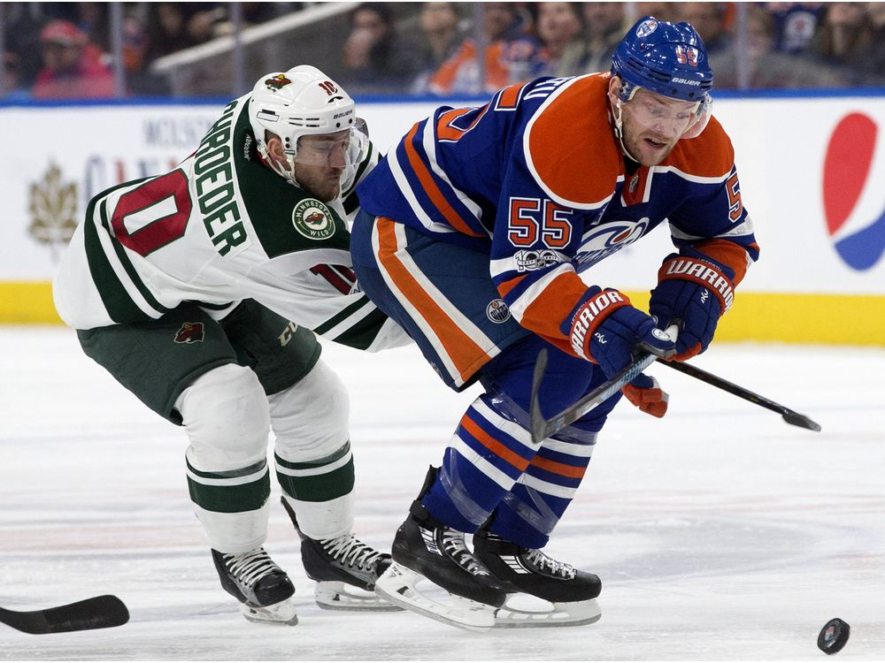 Oilers Gameday - @ Wild: The Exorcism