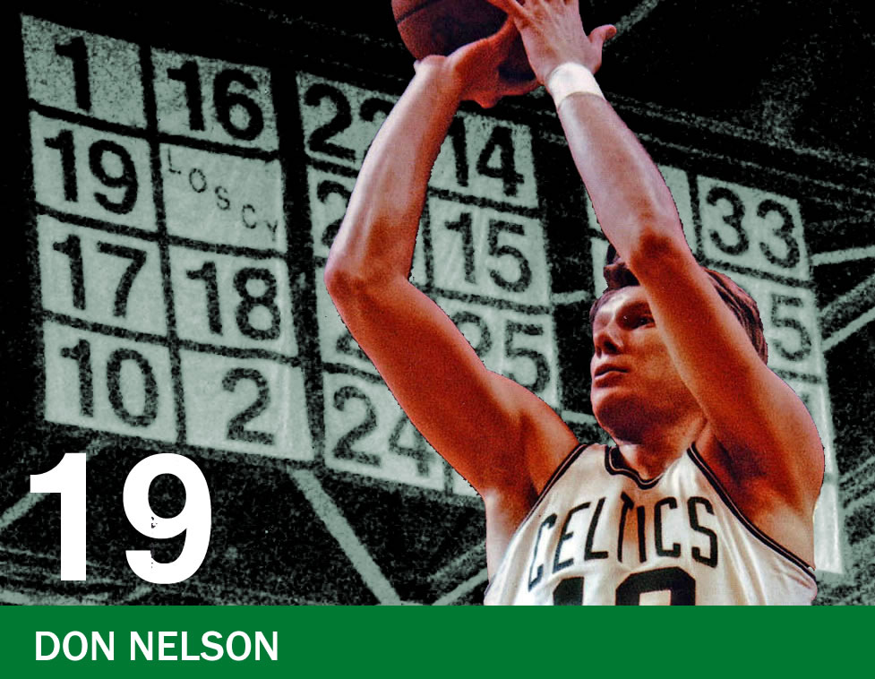 The Retired Numbers Project: Number 19 – Don Nelson