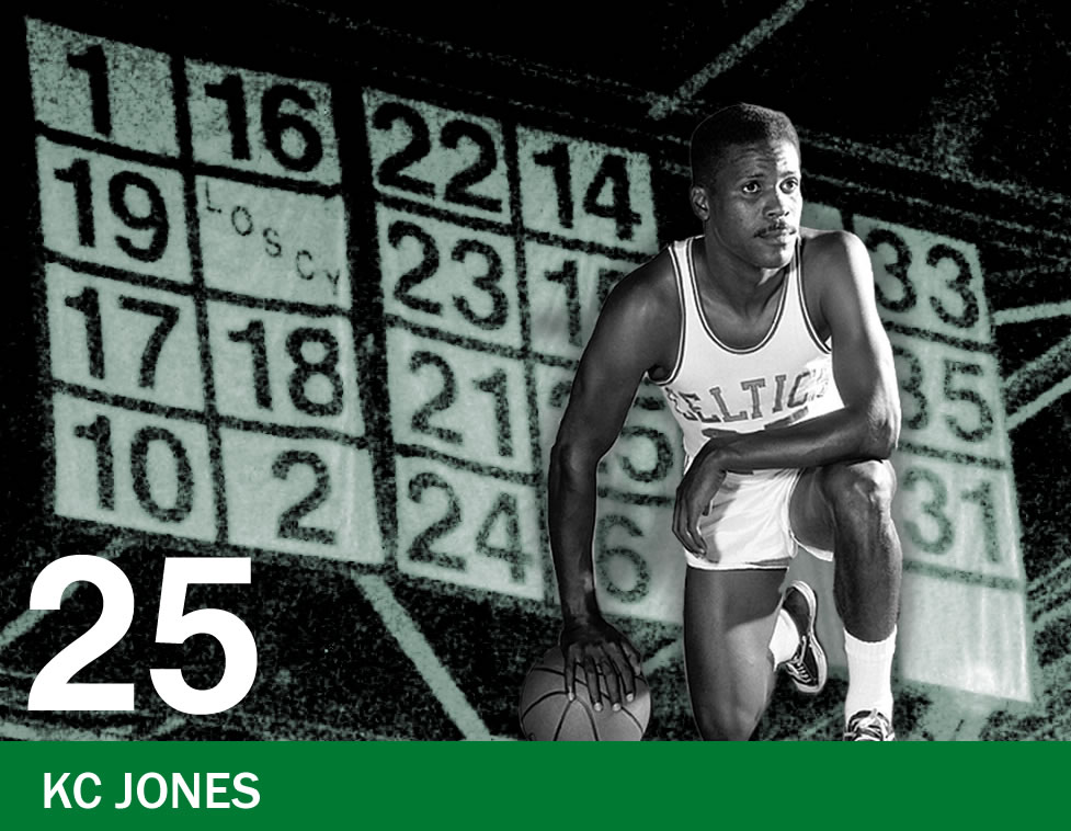 Danny Ainge on K.C. Jones, why he was underrated, and the time Larry Bird tied his shoelaces together