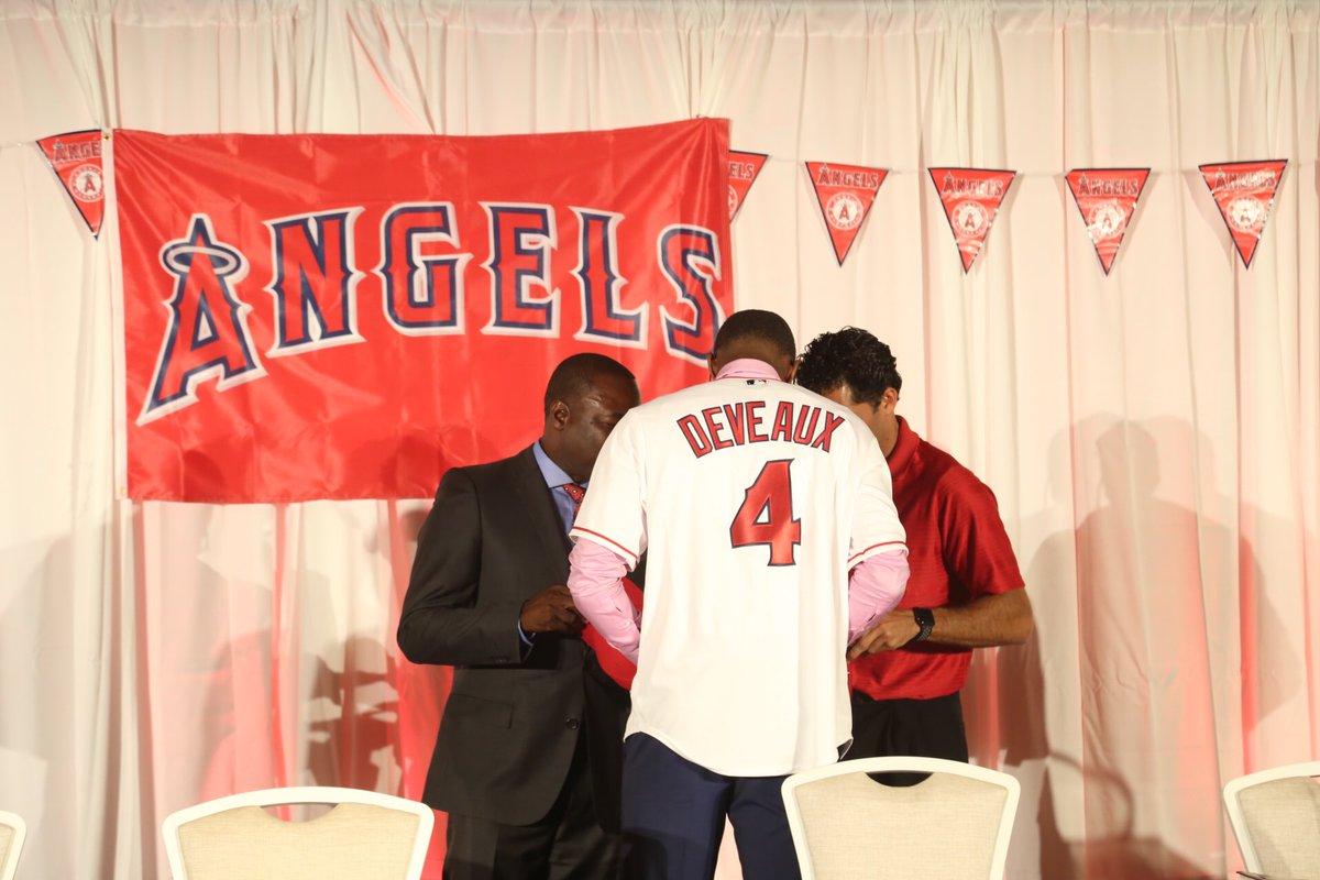 AngelsWin Top 30 Prospects: #11 OF Trent Deveaux