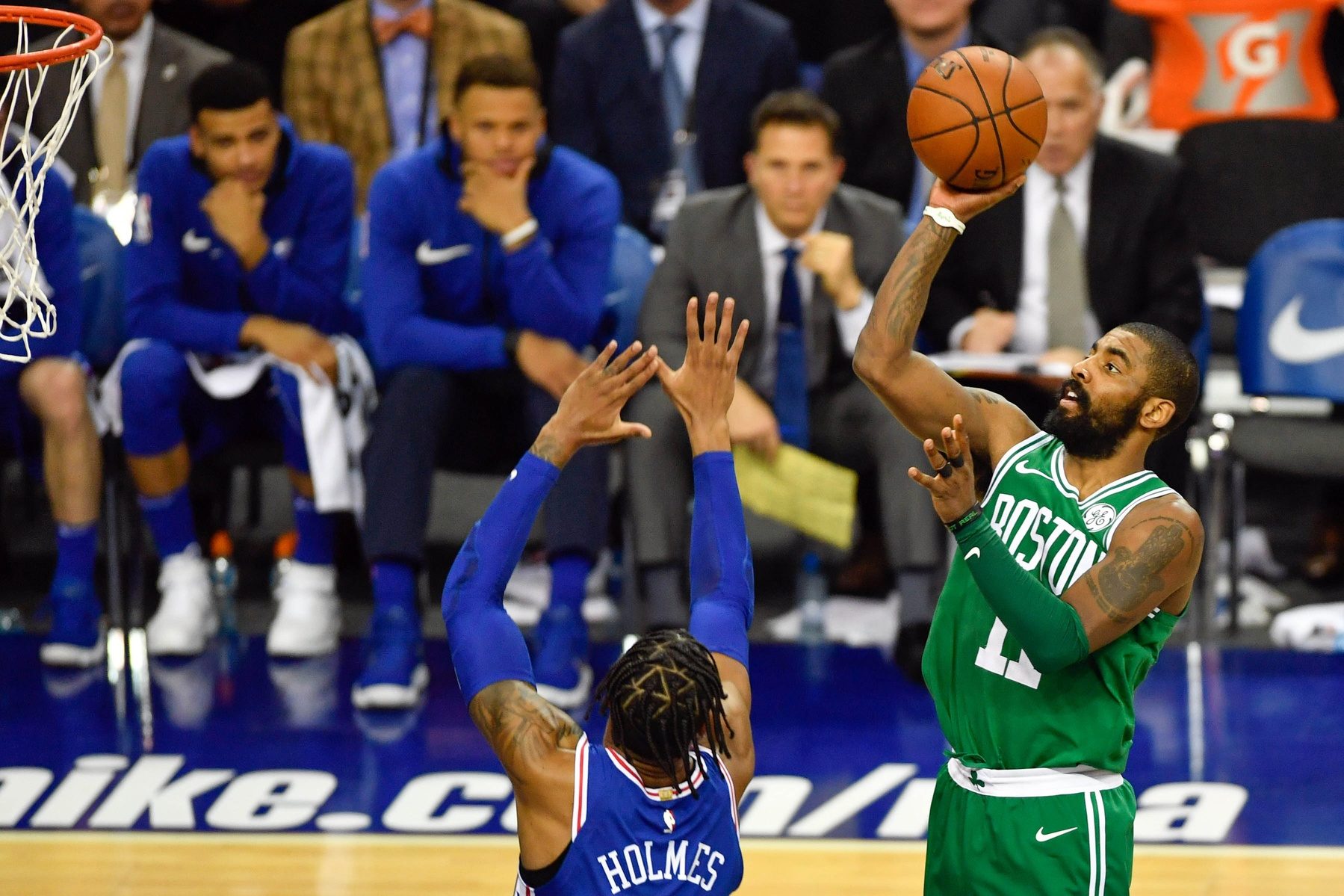 Your Morning Dump... Where balance makes the Celtics a really effin' tough team