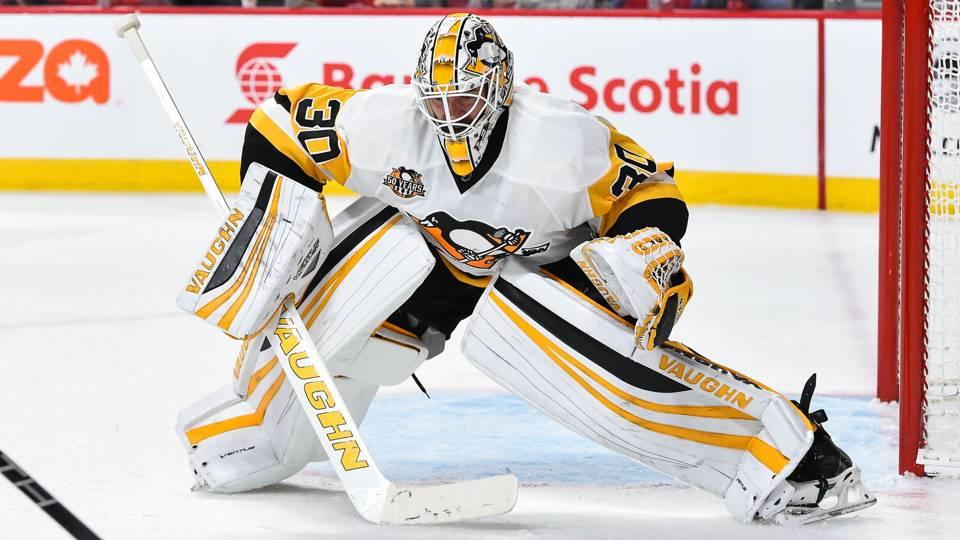 Do The Penguins Have A Goalie?