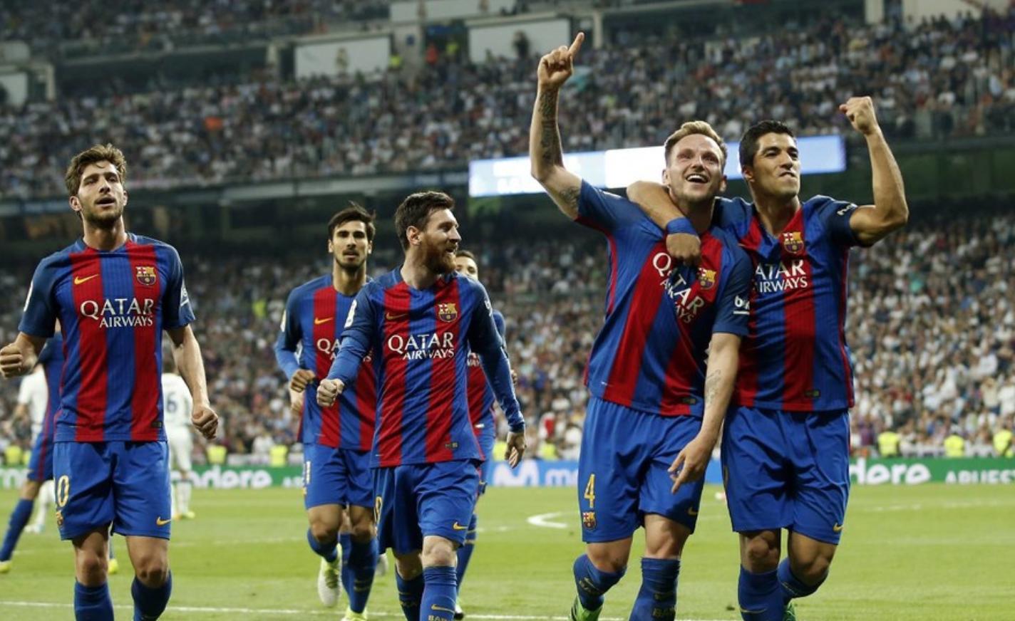 Can anyone stop Barcelona from winning La Liga title?