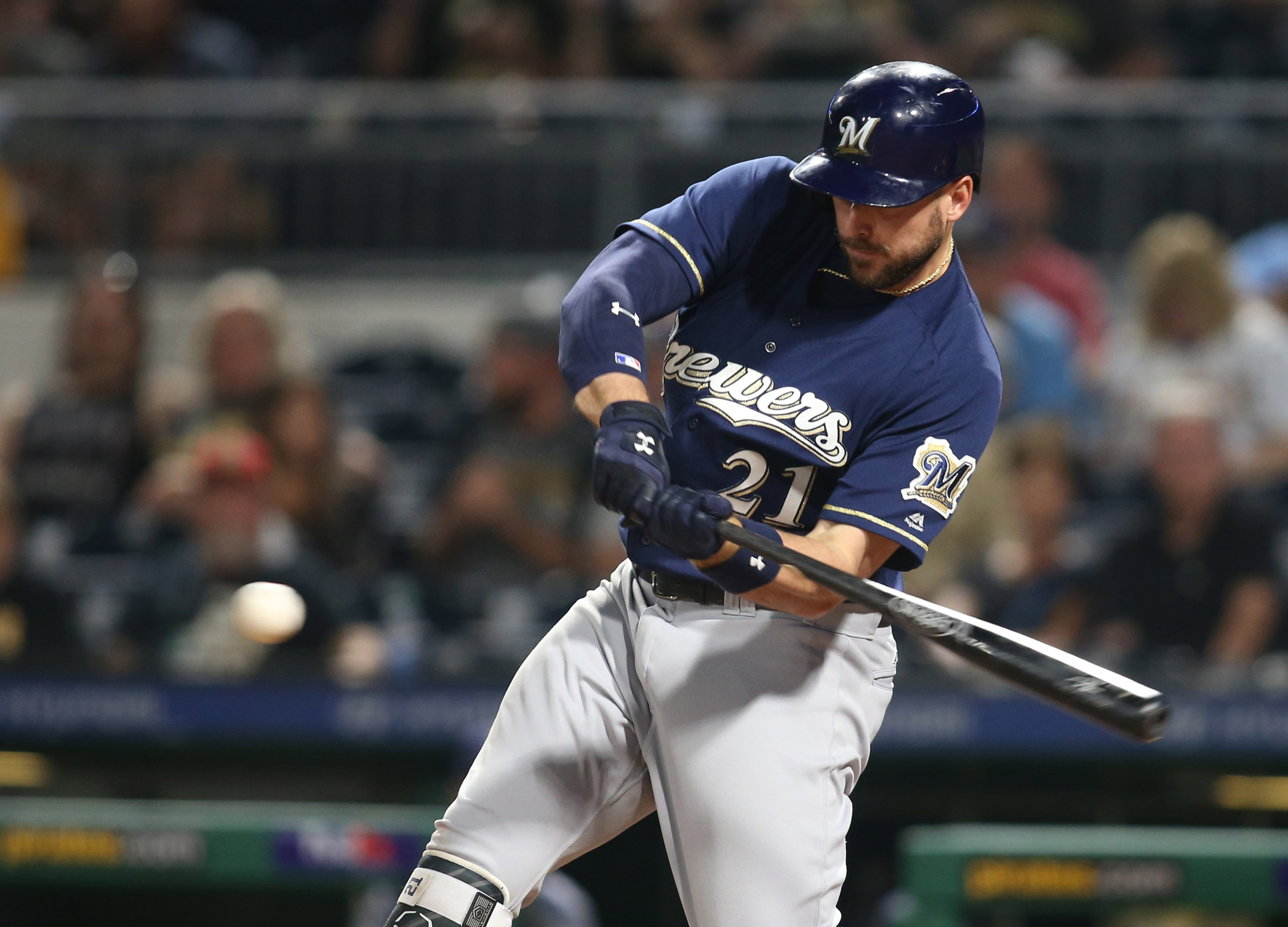 Is Mike Moustakas That Much Better Than Travis Shaw?