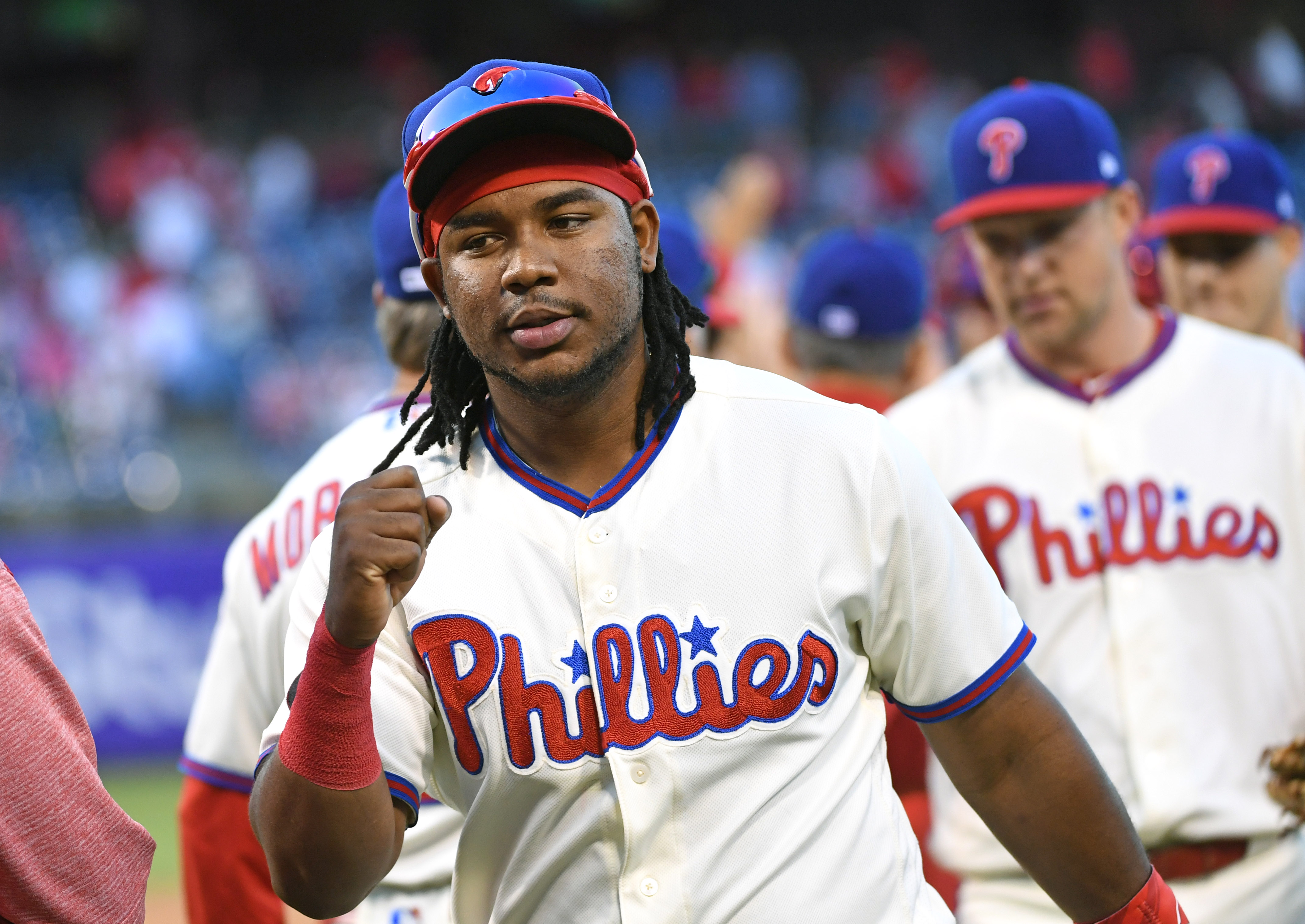 Maikel Franco suspended by Dominican team for partying