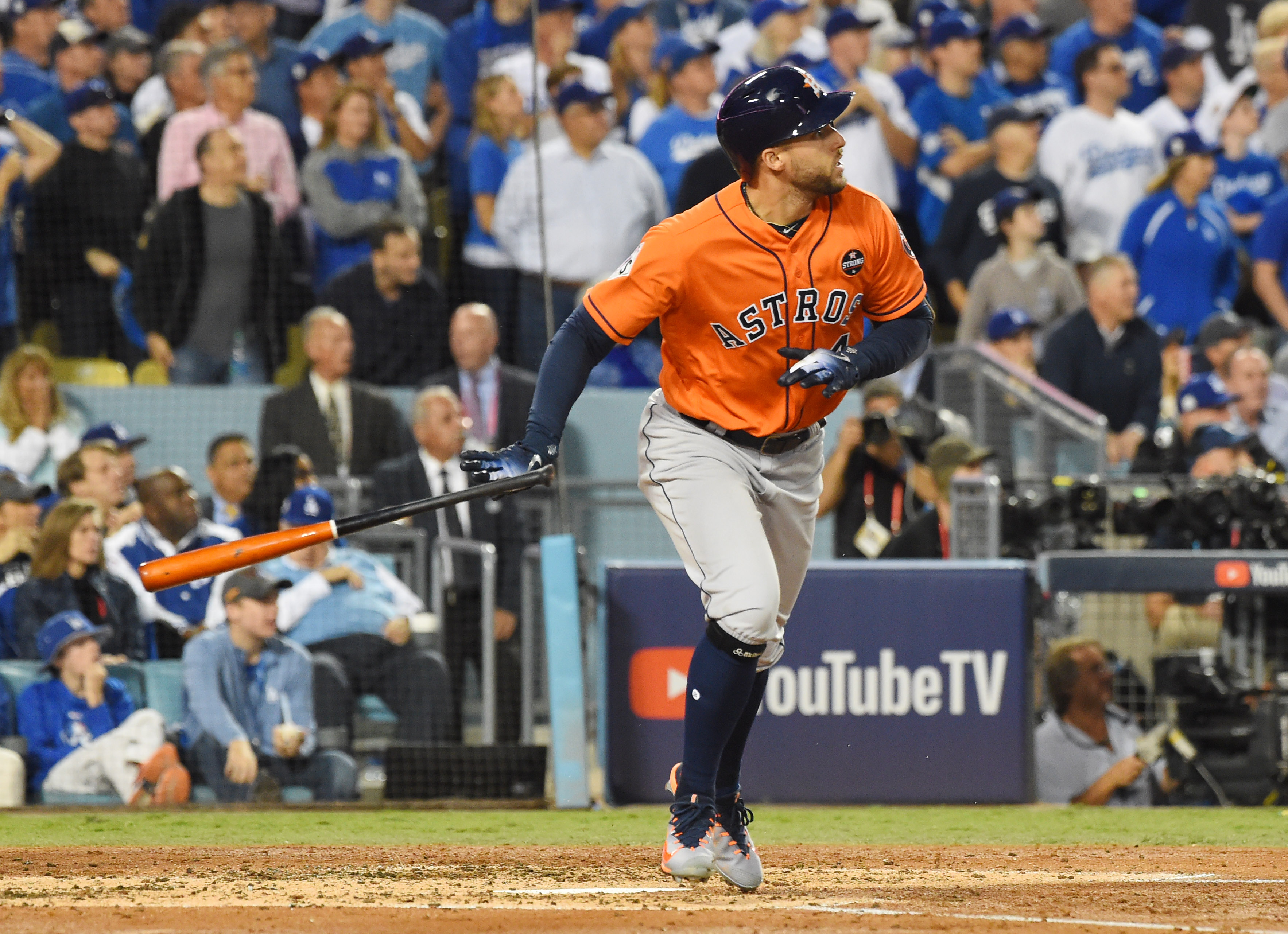Does George Springer Need Strikeouts to Be Successful?
