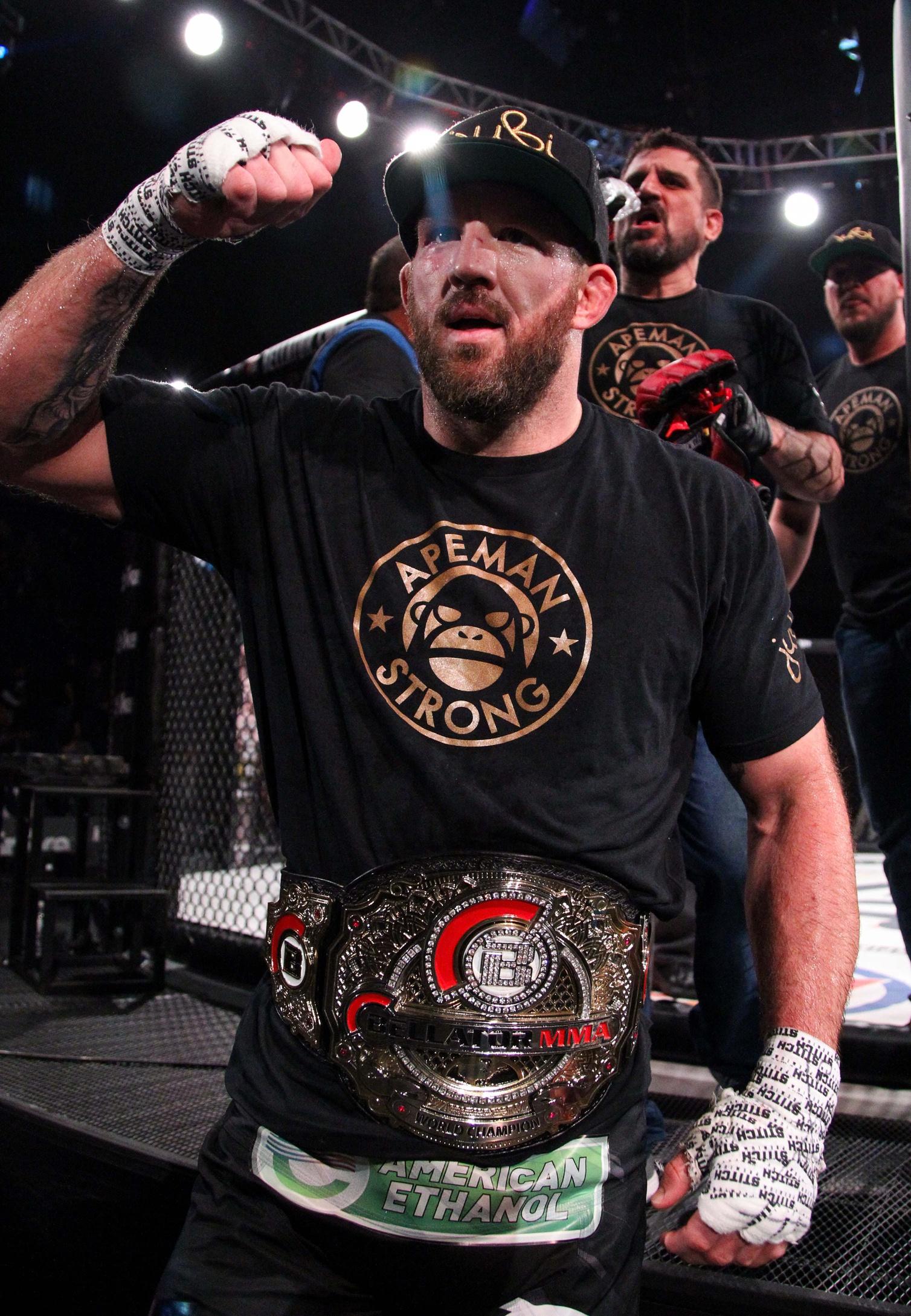Bellator Performance Based Fighter Rankings: Heavyweights: Oct 21/20