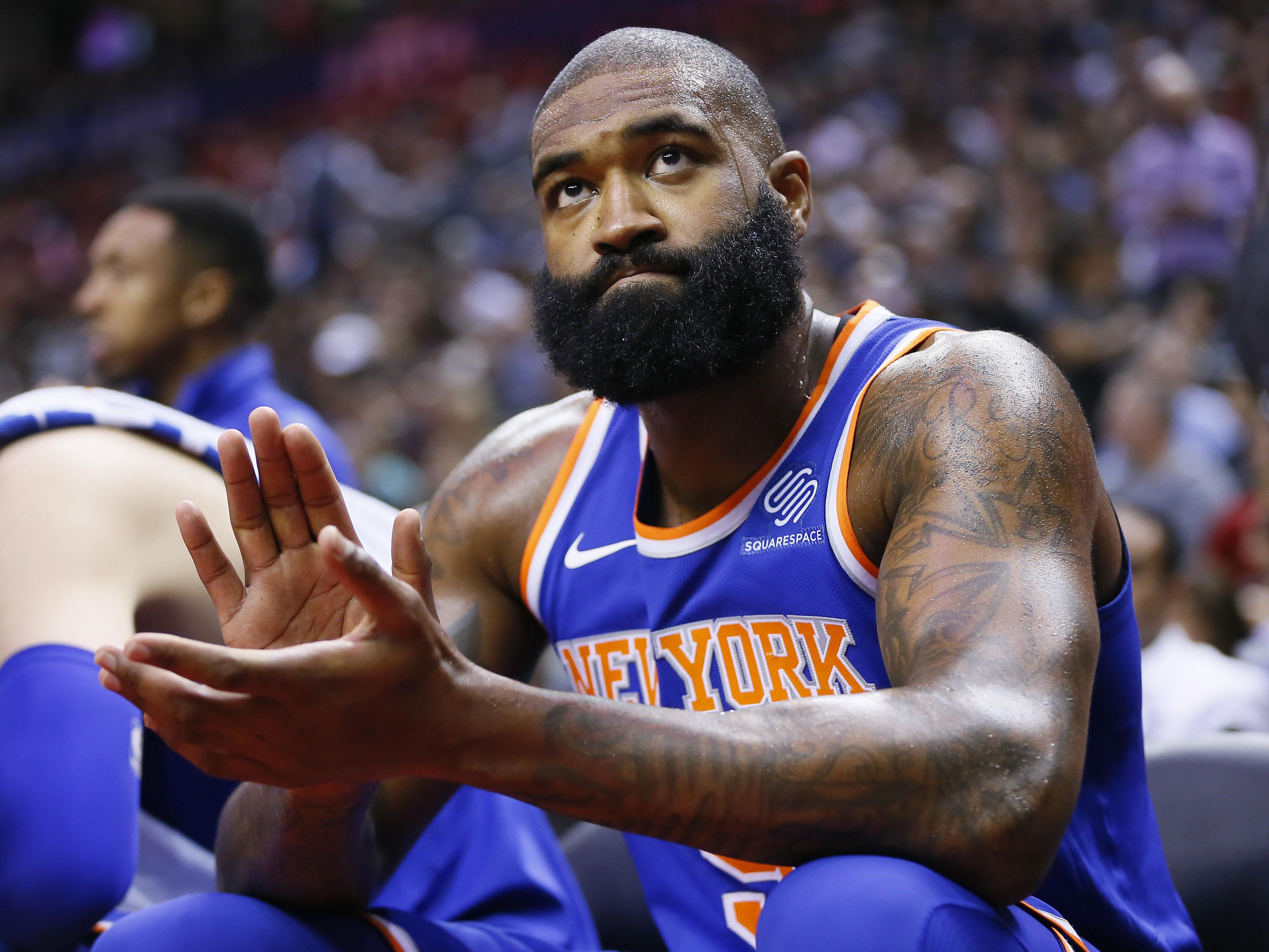 Jarrett Jack and Kyle O'Quinn Play Unsung Heroes, Lift Knicks Over Mavericks