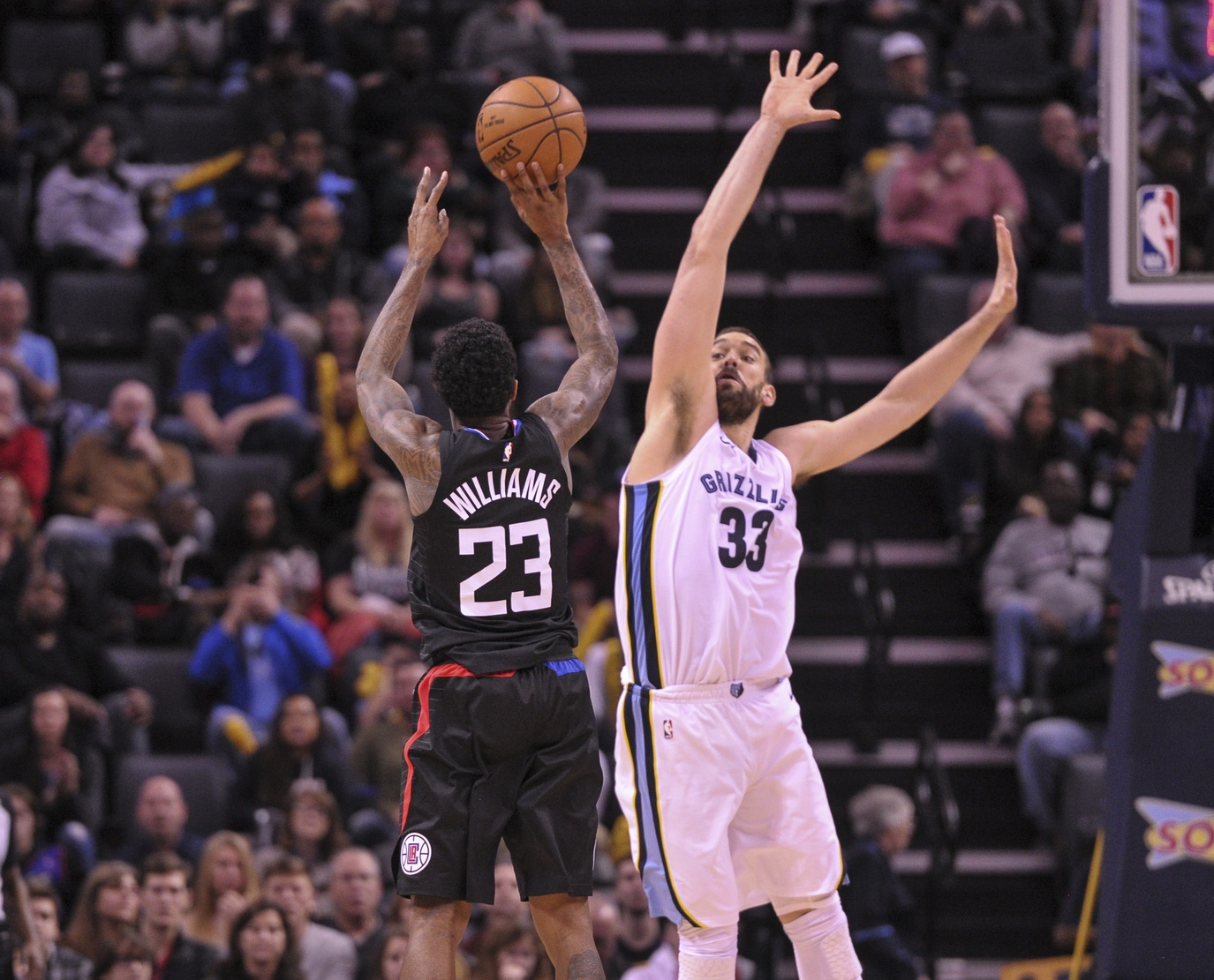 Clippers Look to Avenge Losses Against Grizzlies