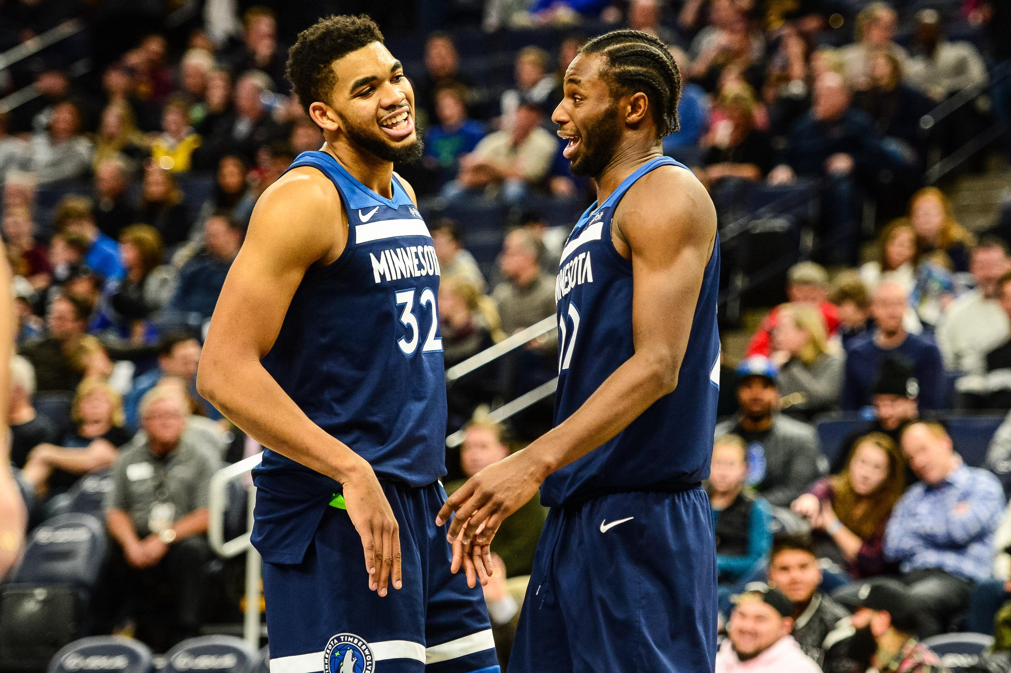 1/2/18: Top Three Timberwolves Topics