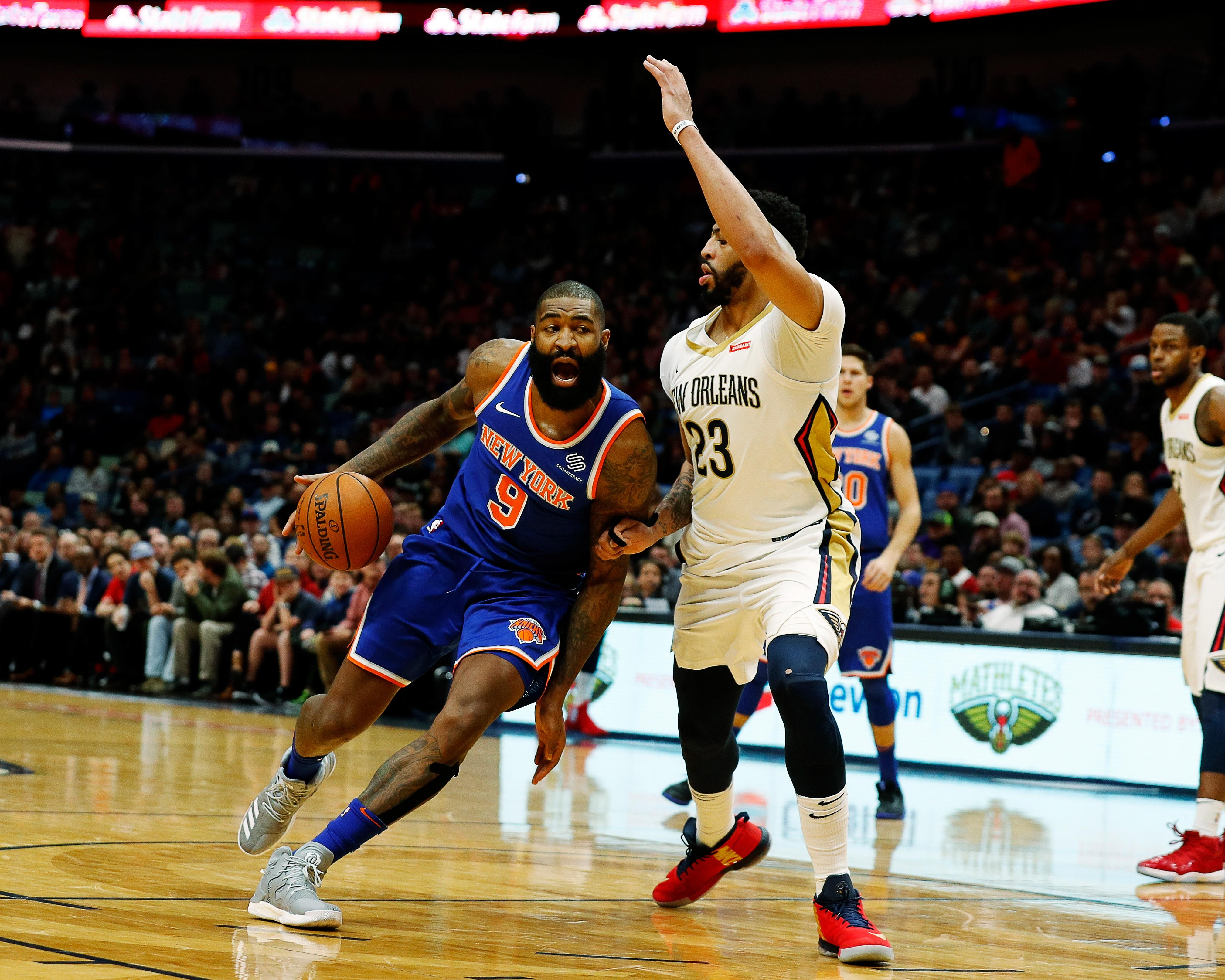 Kyle O'Quinn reportedly declines player option for next season