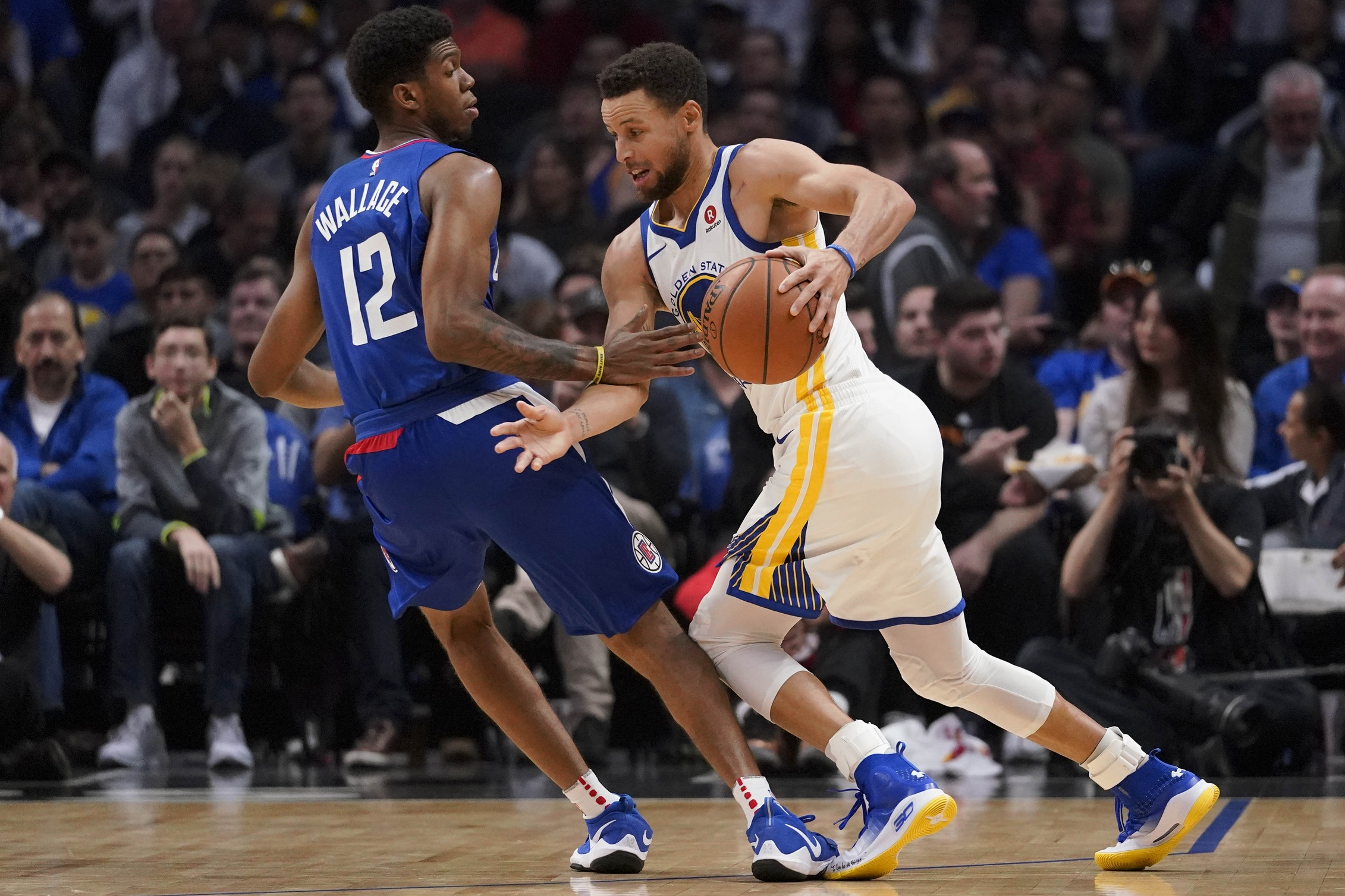 Tips Before Tipoff: Clippers at Warriors