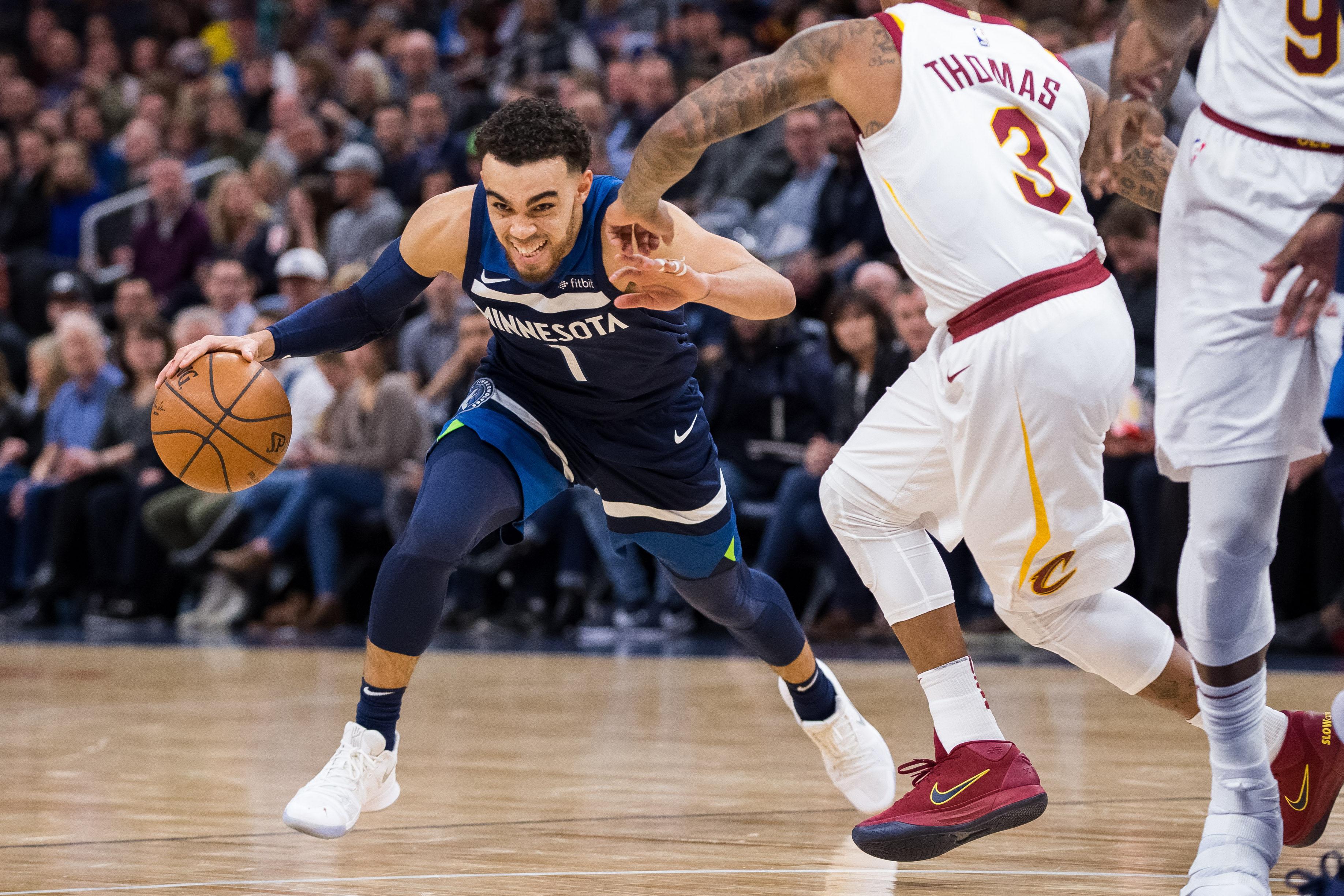 1/9/18: Top Three Timberwolves Topics