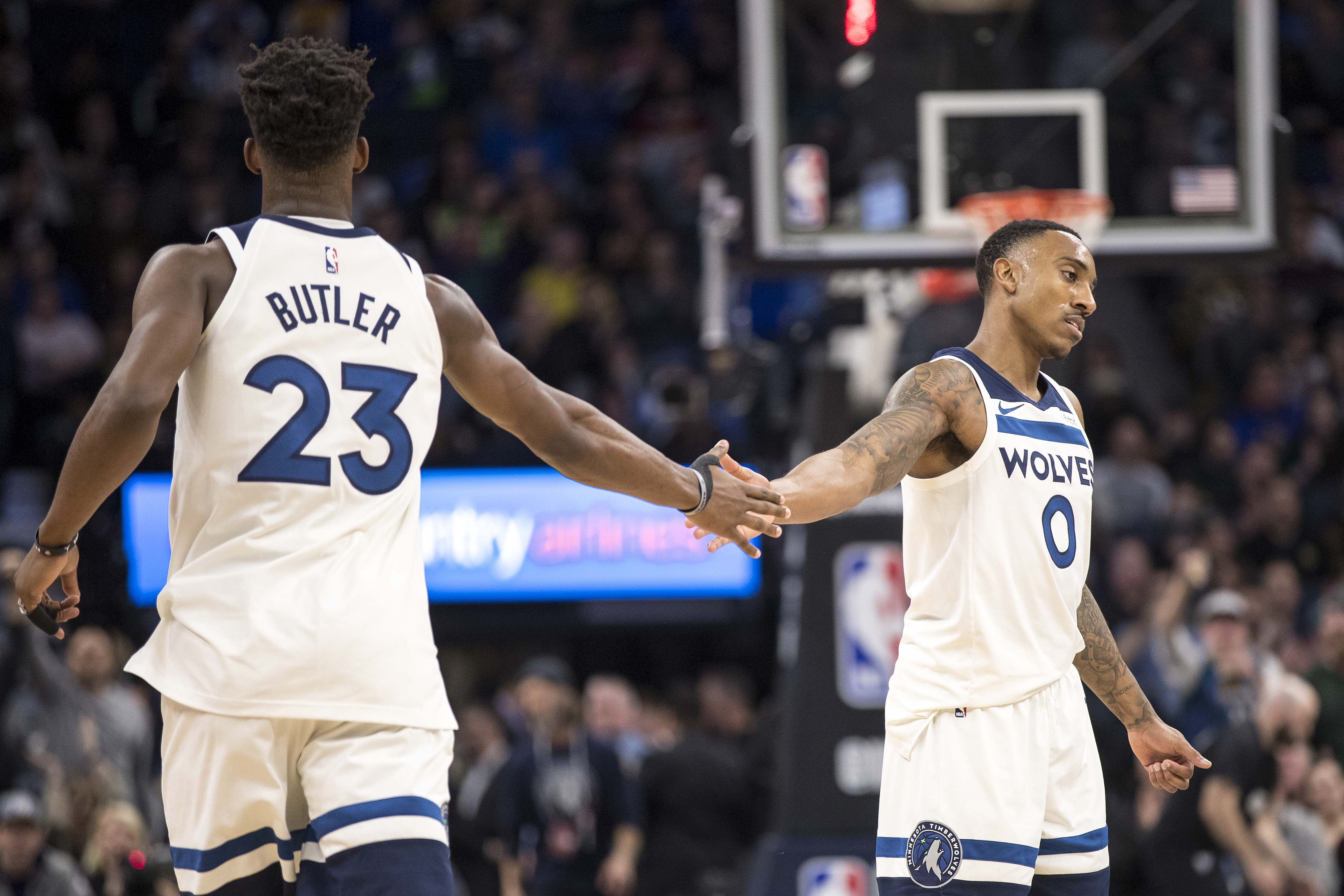 1/11/18: Top Three Timberwolves Topics
