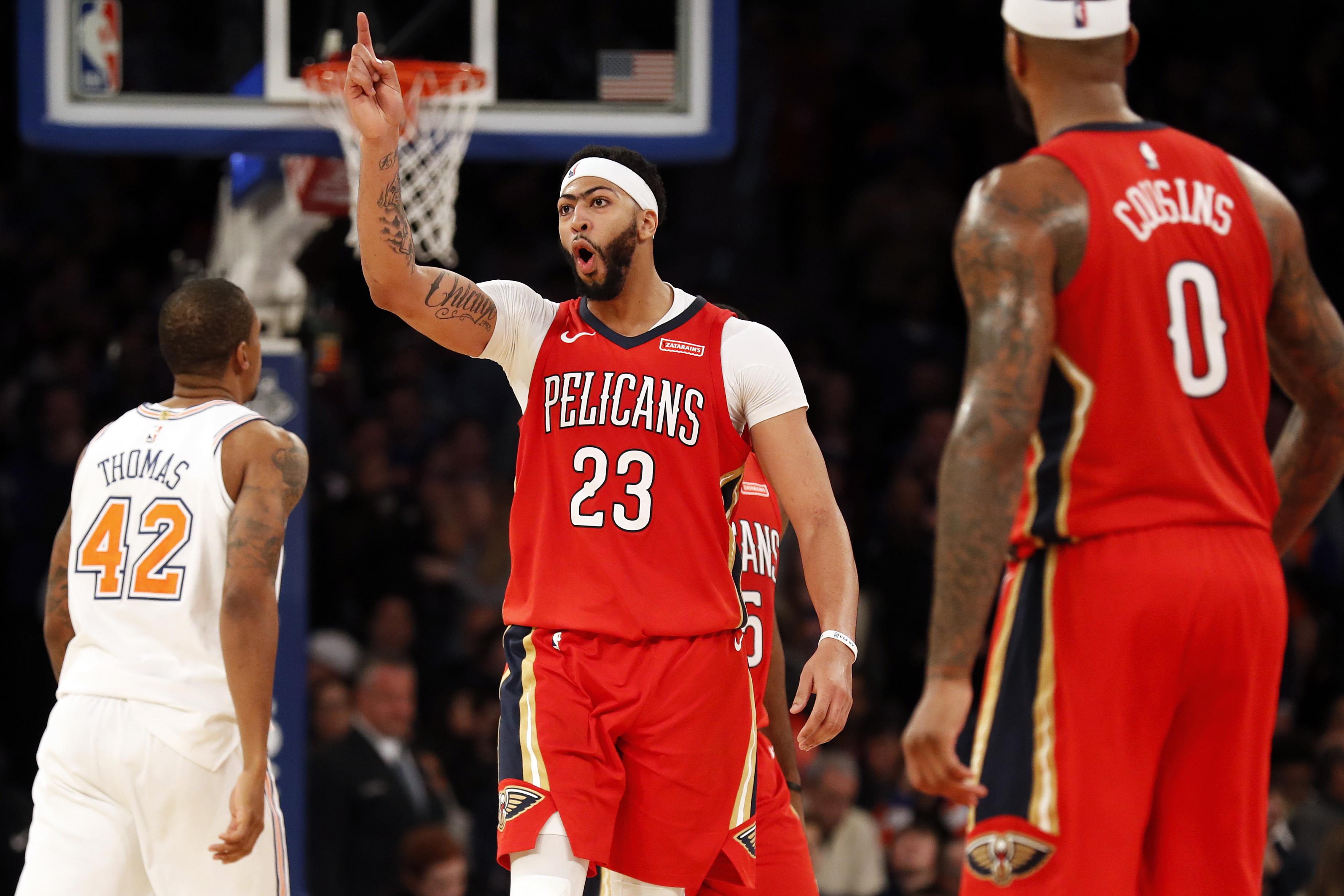 The Pelican Post Game Report #135 Pelicans VS Knicks/Trailblazers Recaps Plus Boston Preview & More!