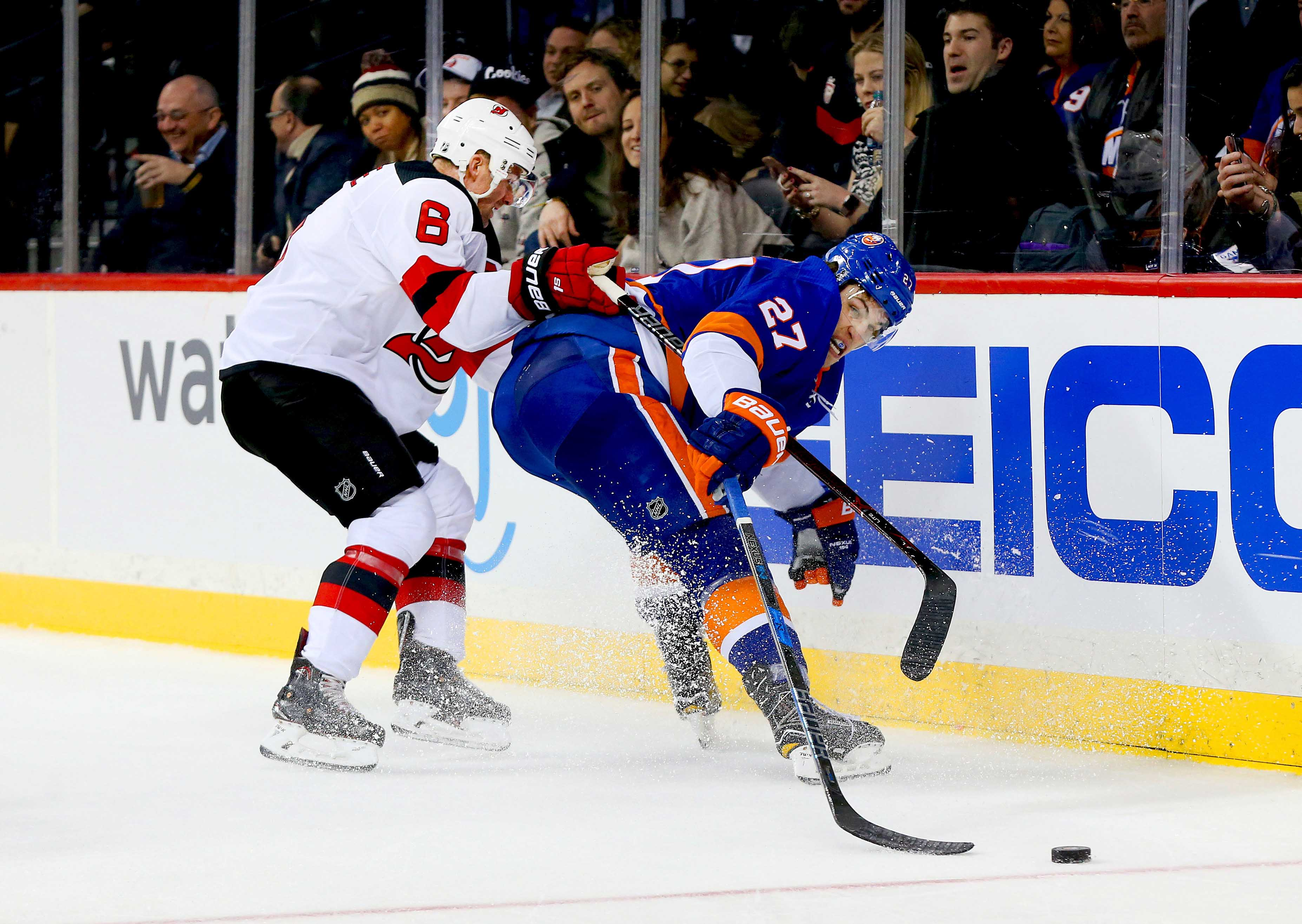 Isles Insights: Tired Islanders struggle in loss to Devils