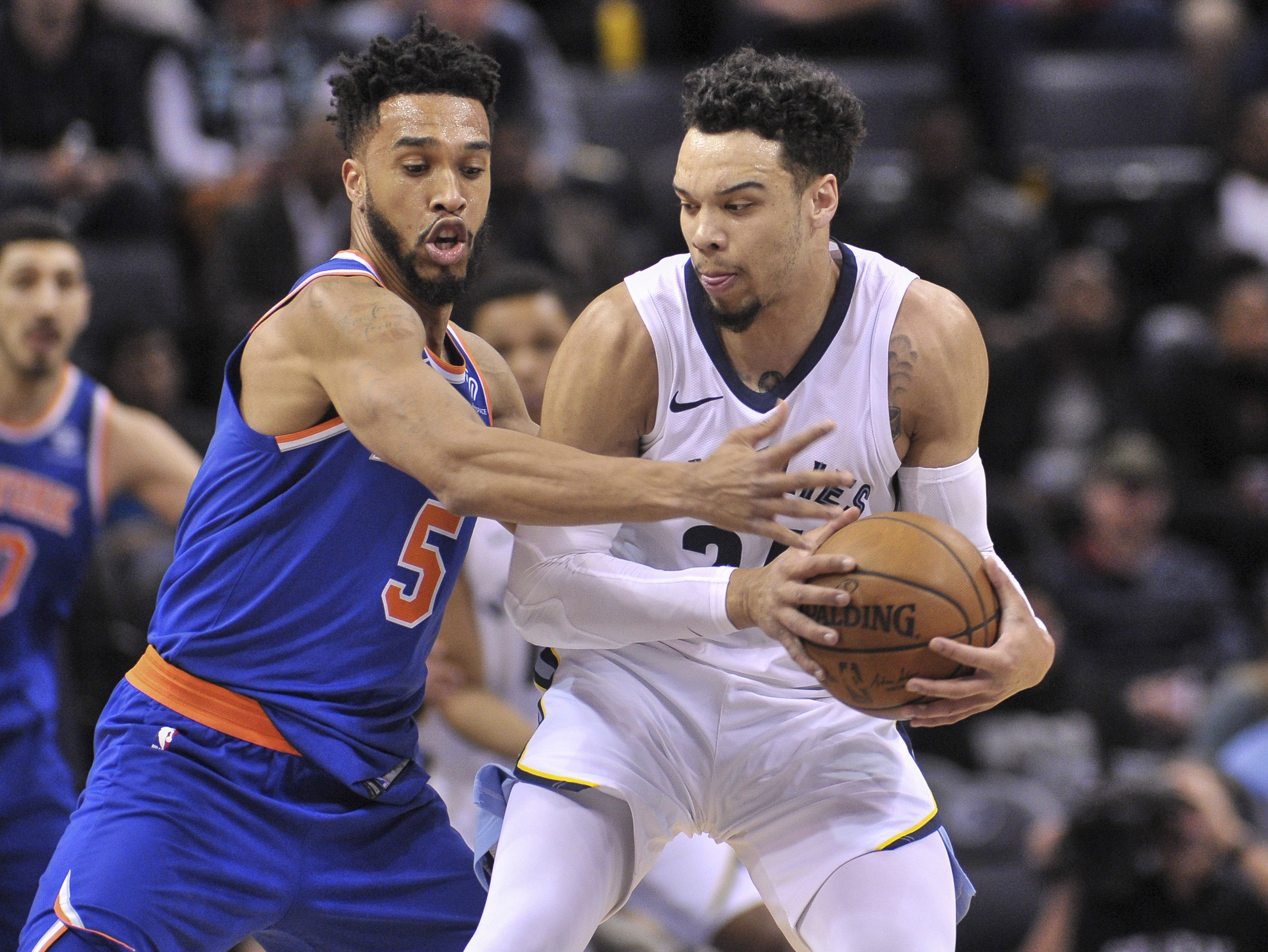 Courtney Lee's game of ups and downs gives way to Knicks' loss