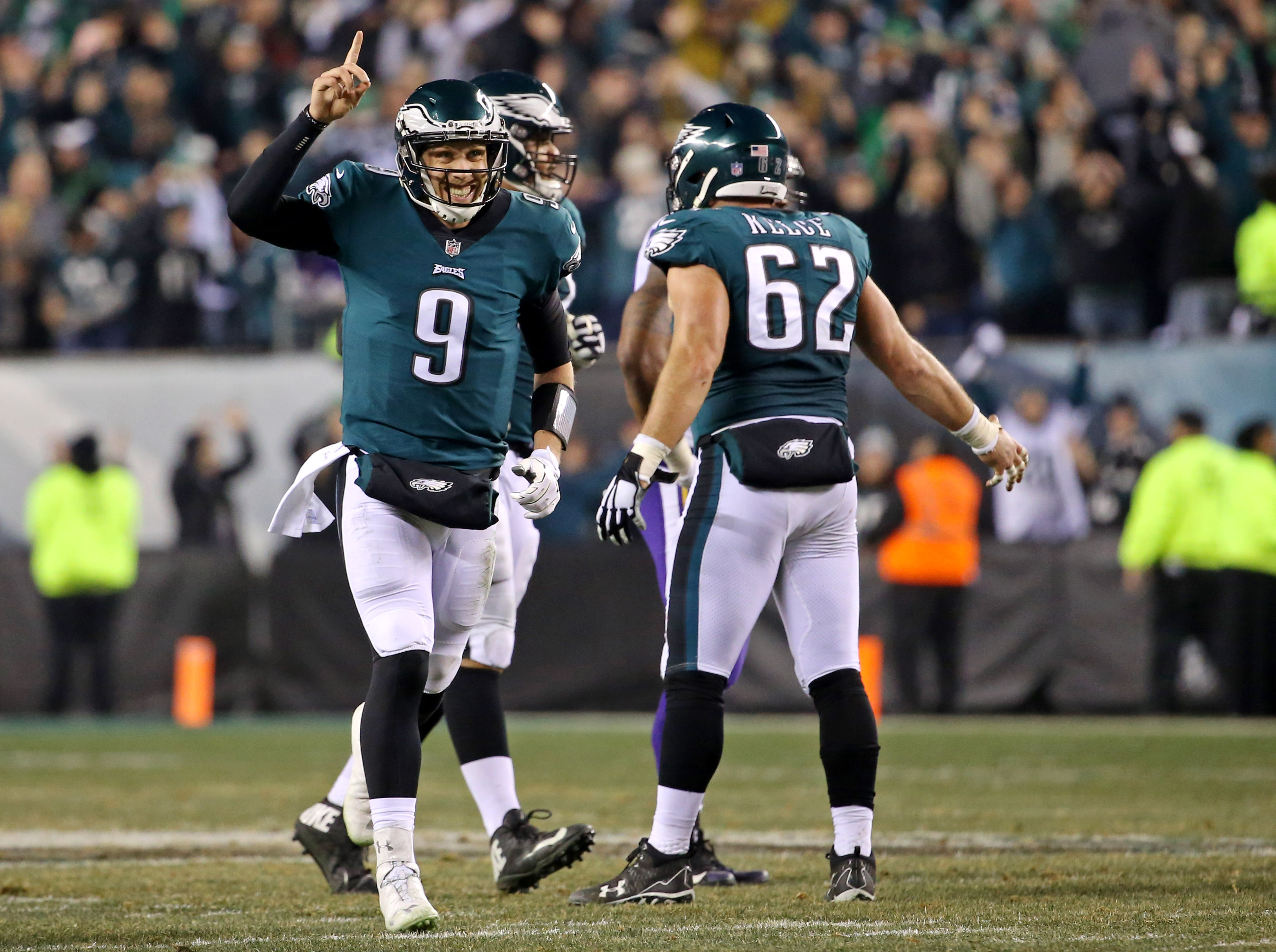 NFC Championship Wrap-Up: Philadelphia Eagles vs. Minnesota Vikings