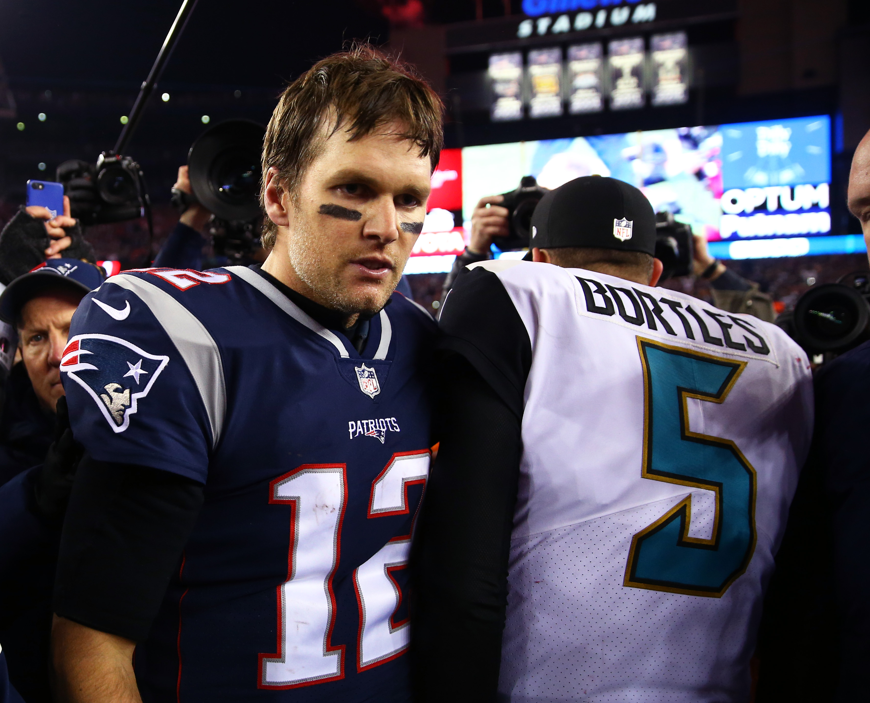 Tom Brady Cuts WEEI Interview Short Due To Comments About His Daughter