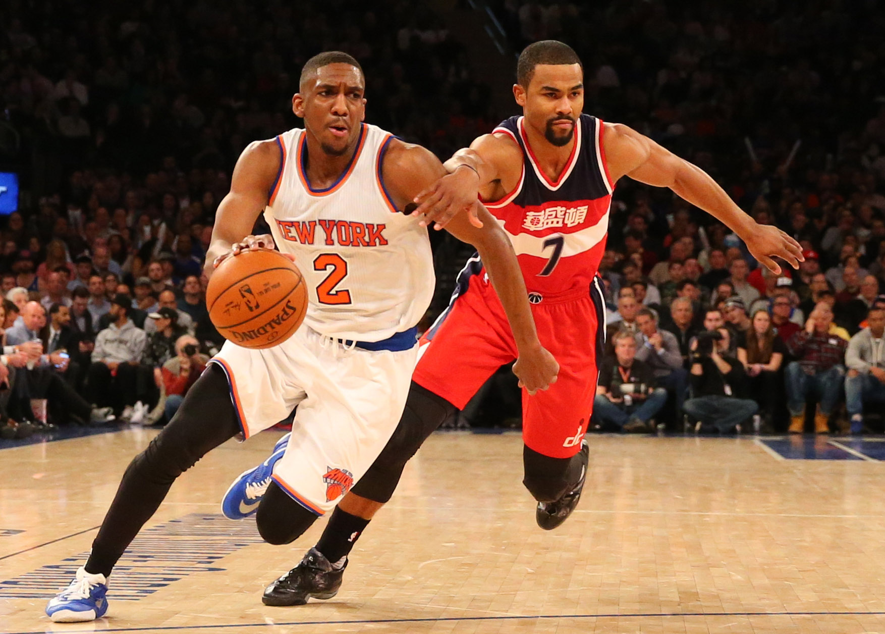 Langston Galloway Discusses Journey To Becoming First Westchester Knicks' Call-Up