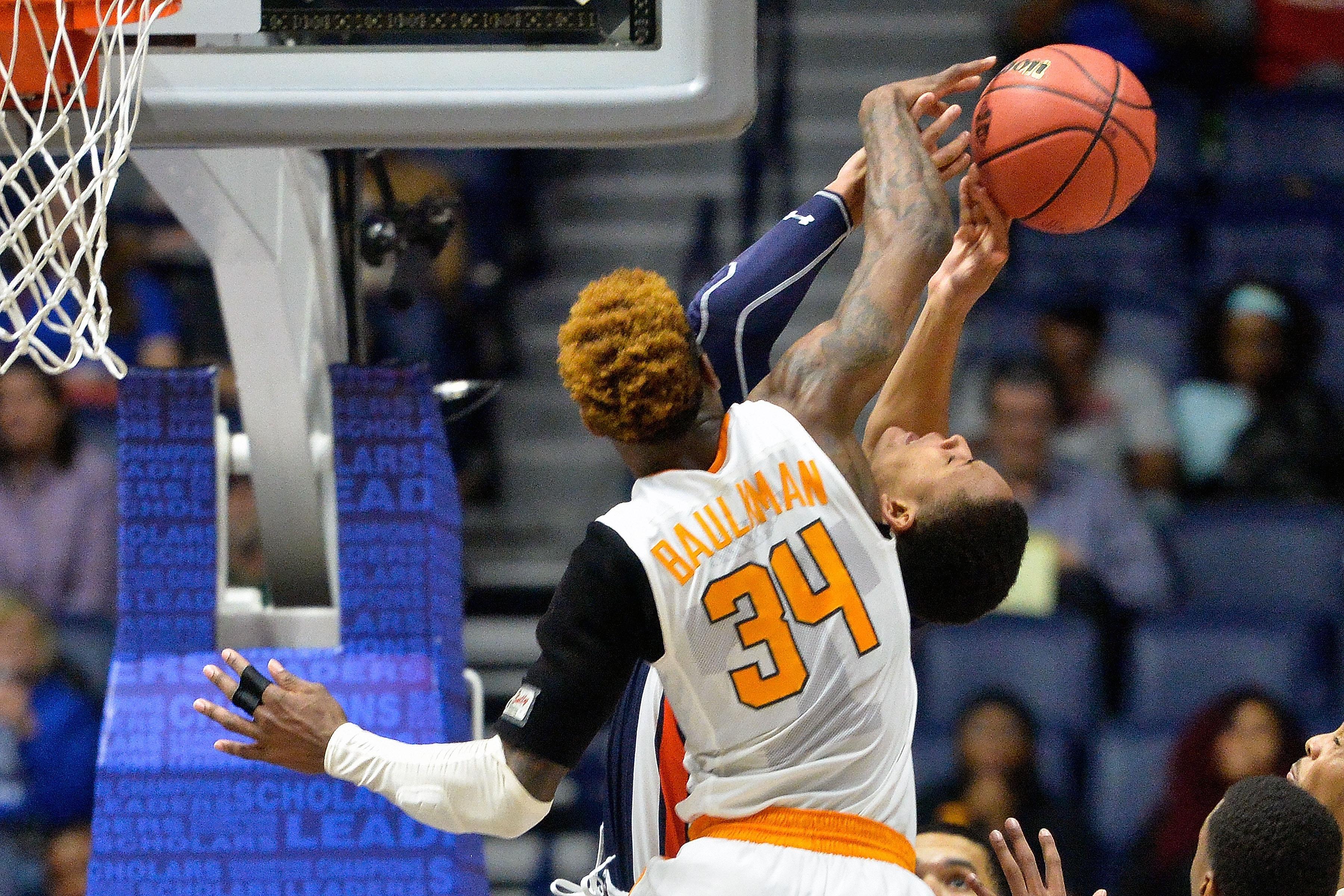 Westchester Knicks Benefit From Devon Baulkman's Defensive Boost