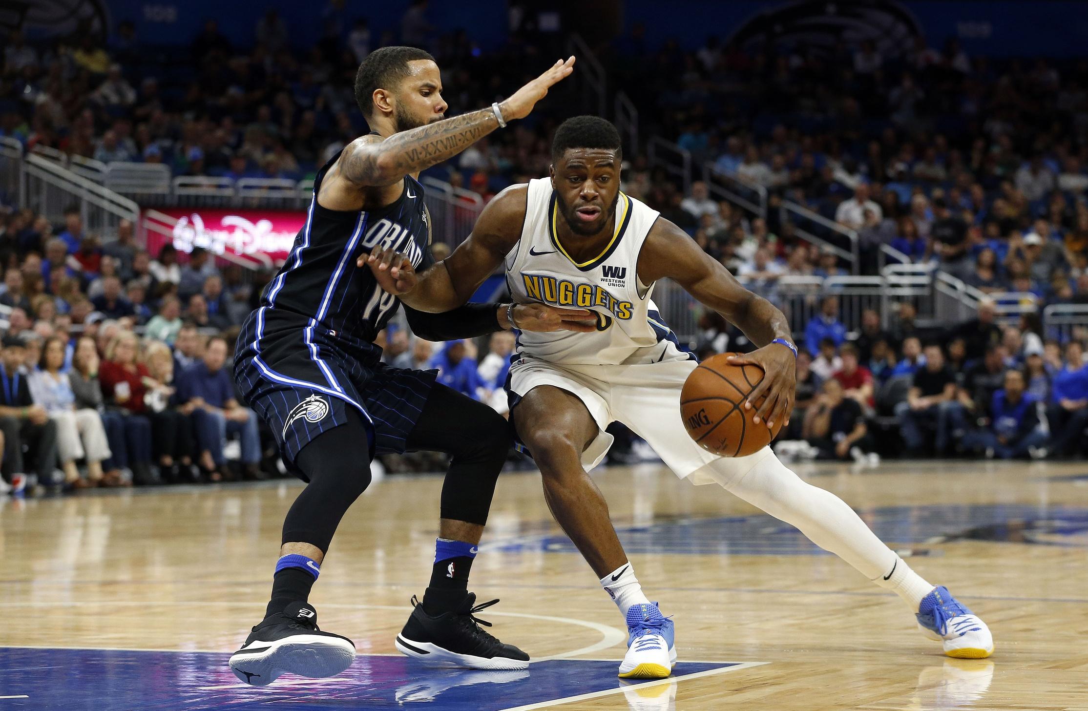 Report: Denver interested in Marcus Smart
