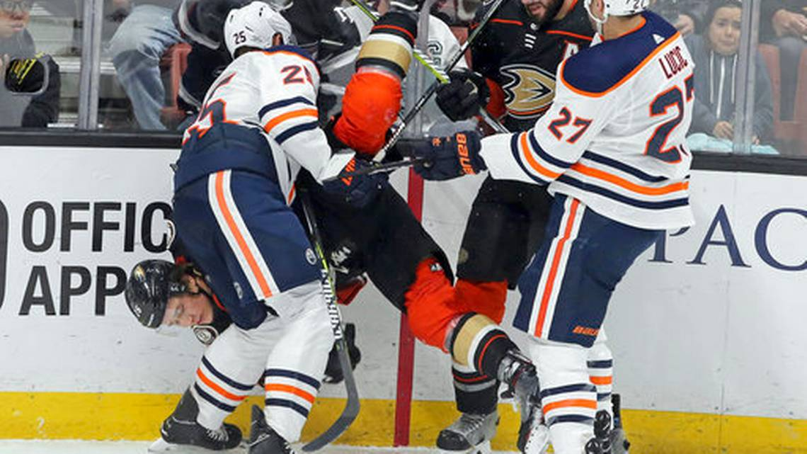 Wild West Shootout - Oilers Top Ducks 6-5