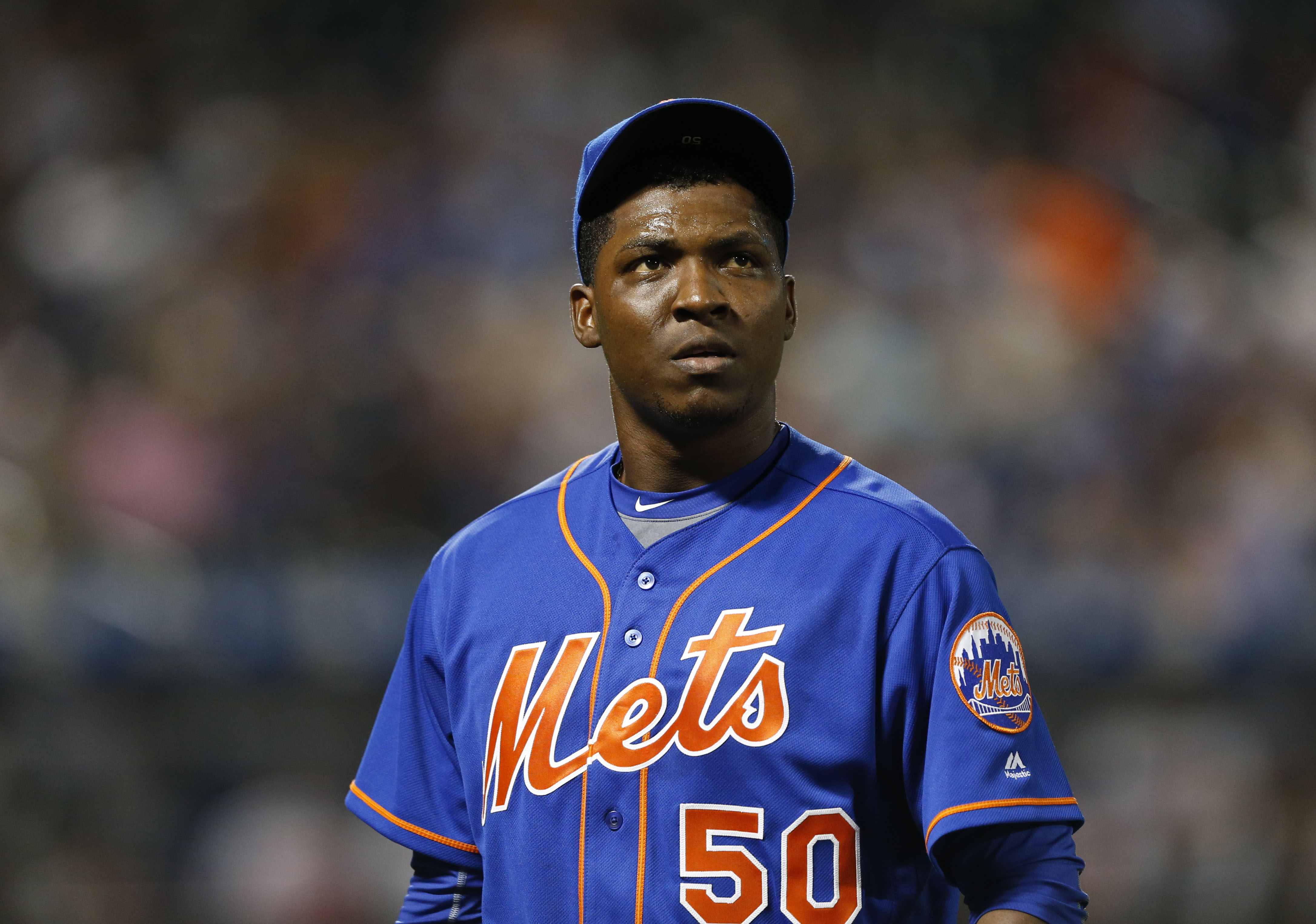 Rafael Montero Is Out of Minor League Options