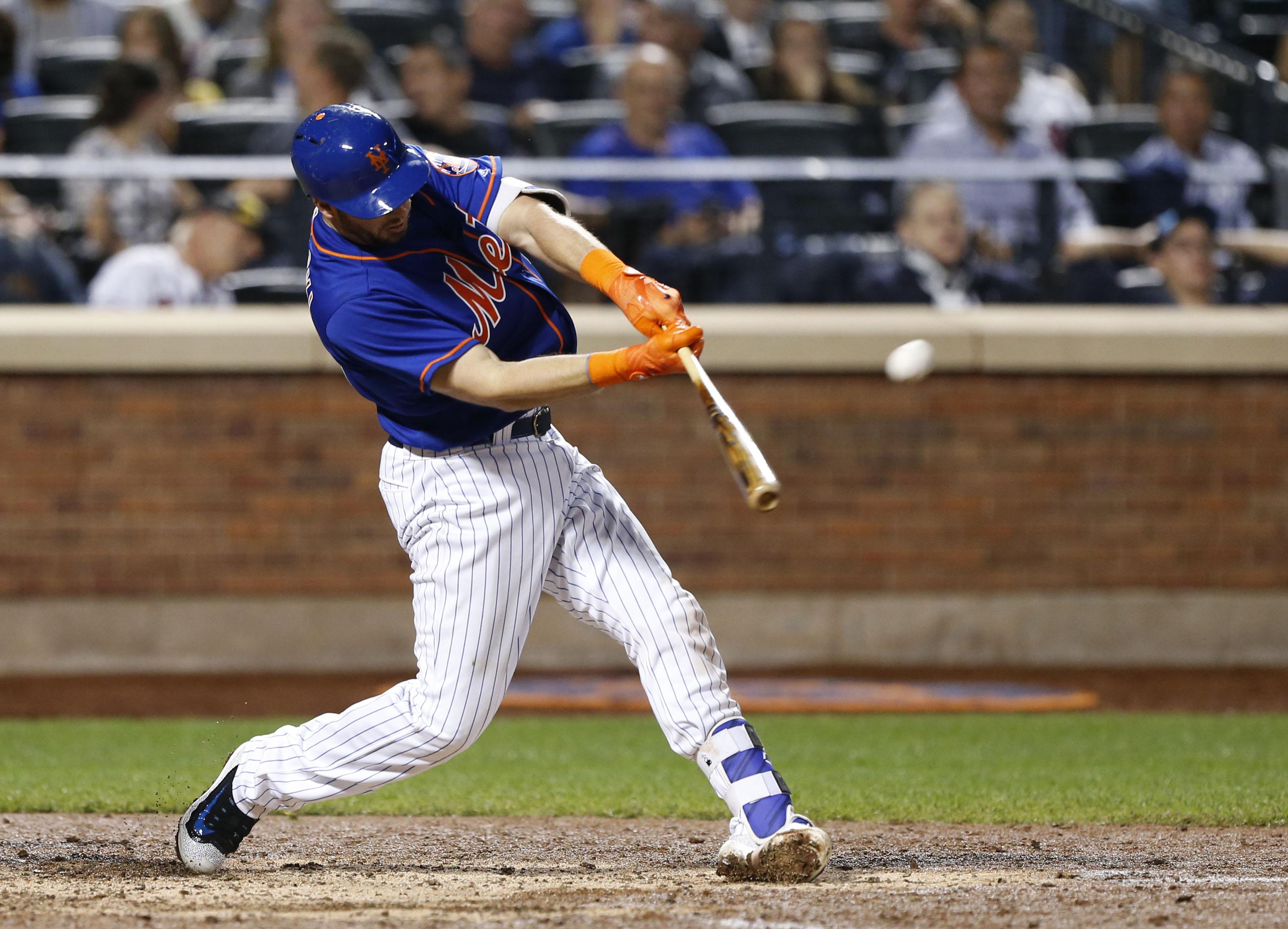 Kevin Plawecki Knocks In Three As New York Mets Lose 10-5